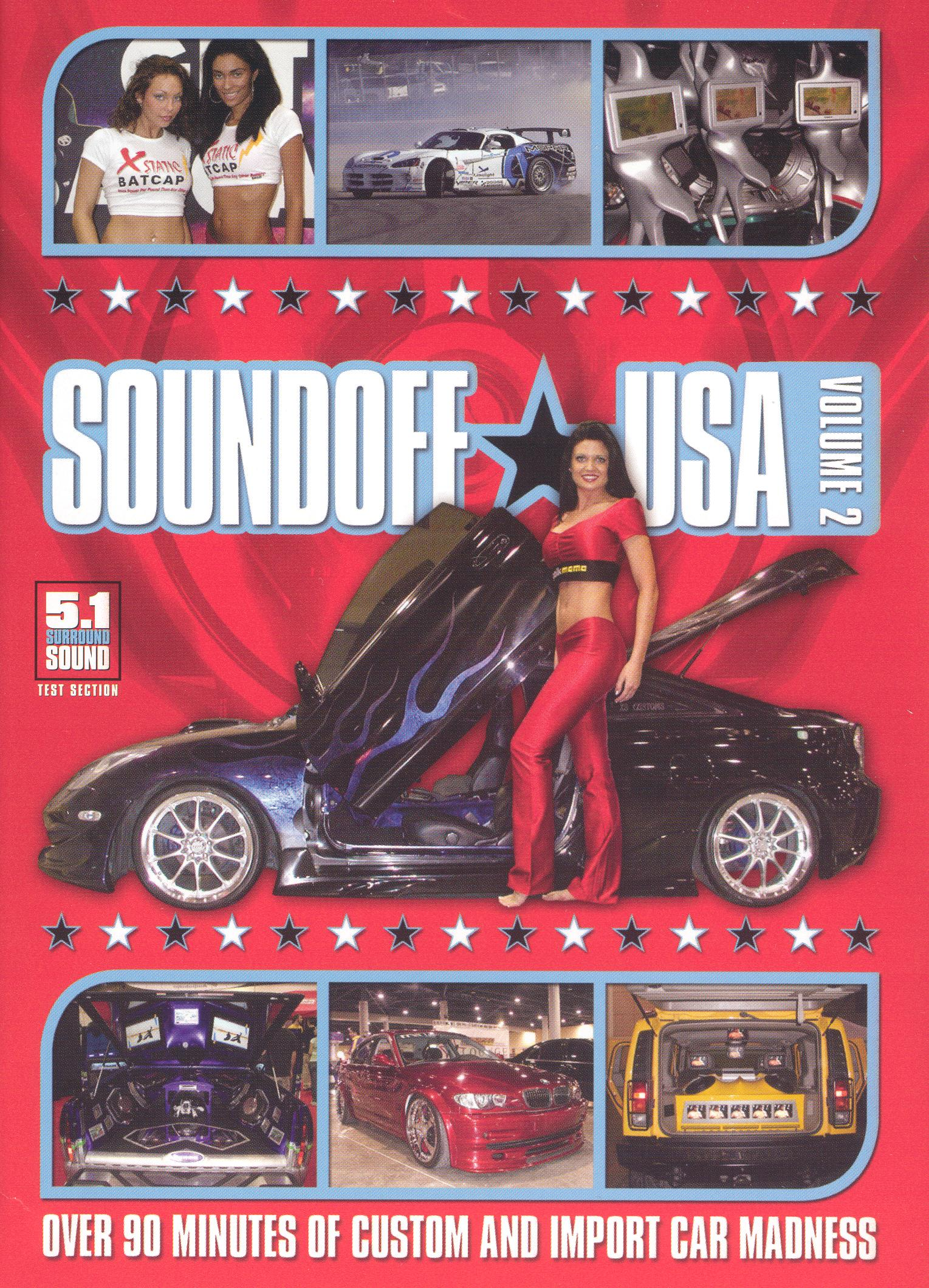 SoundOff USA, Vol. 2