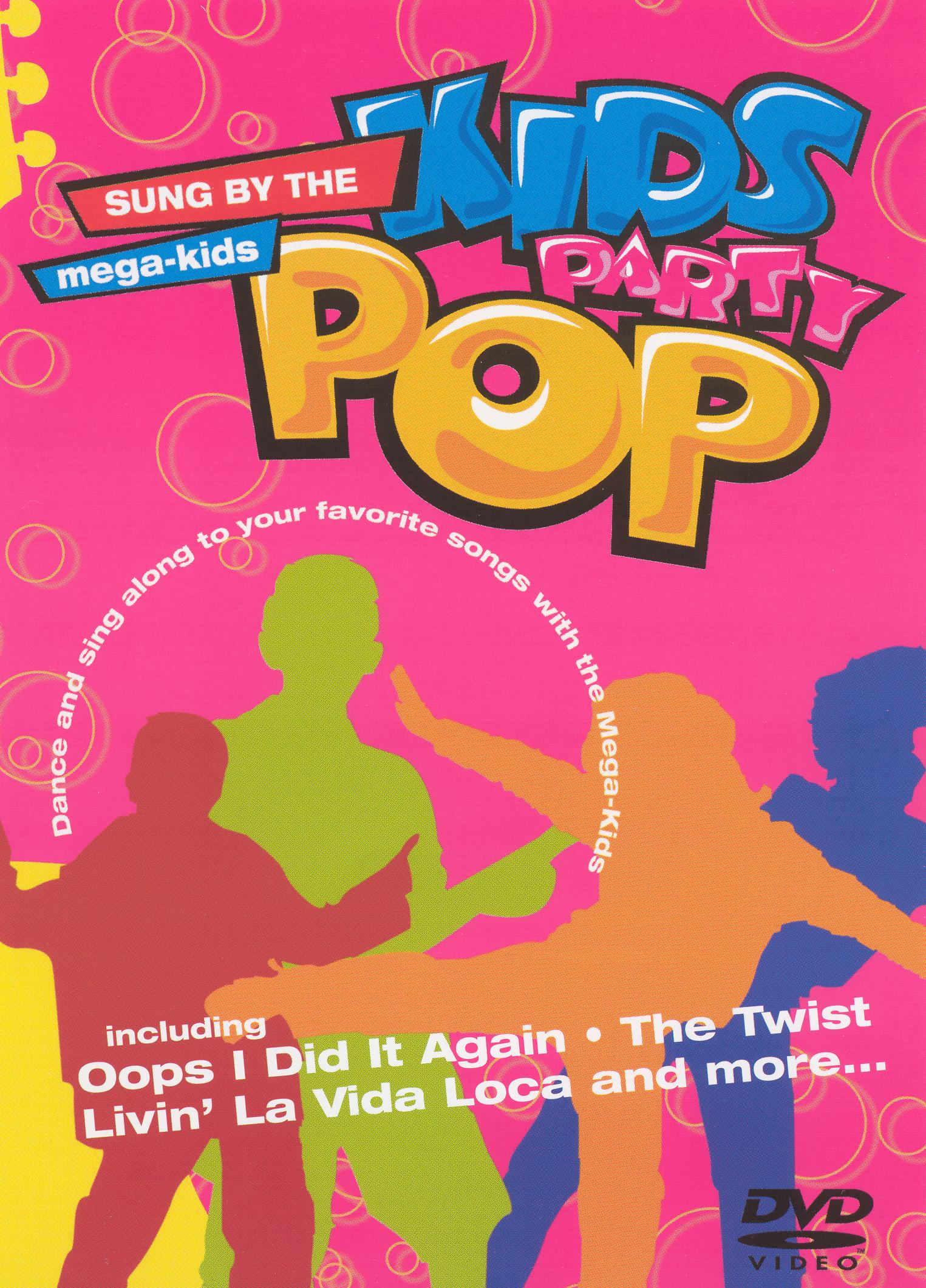 Kids Party Pop Sung By the Mega-Kids