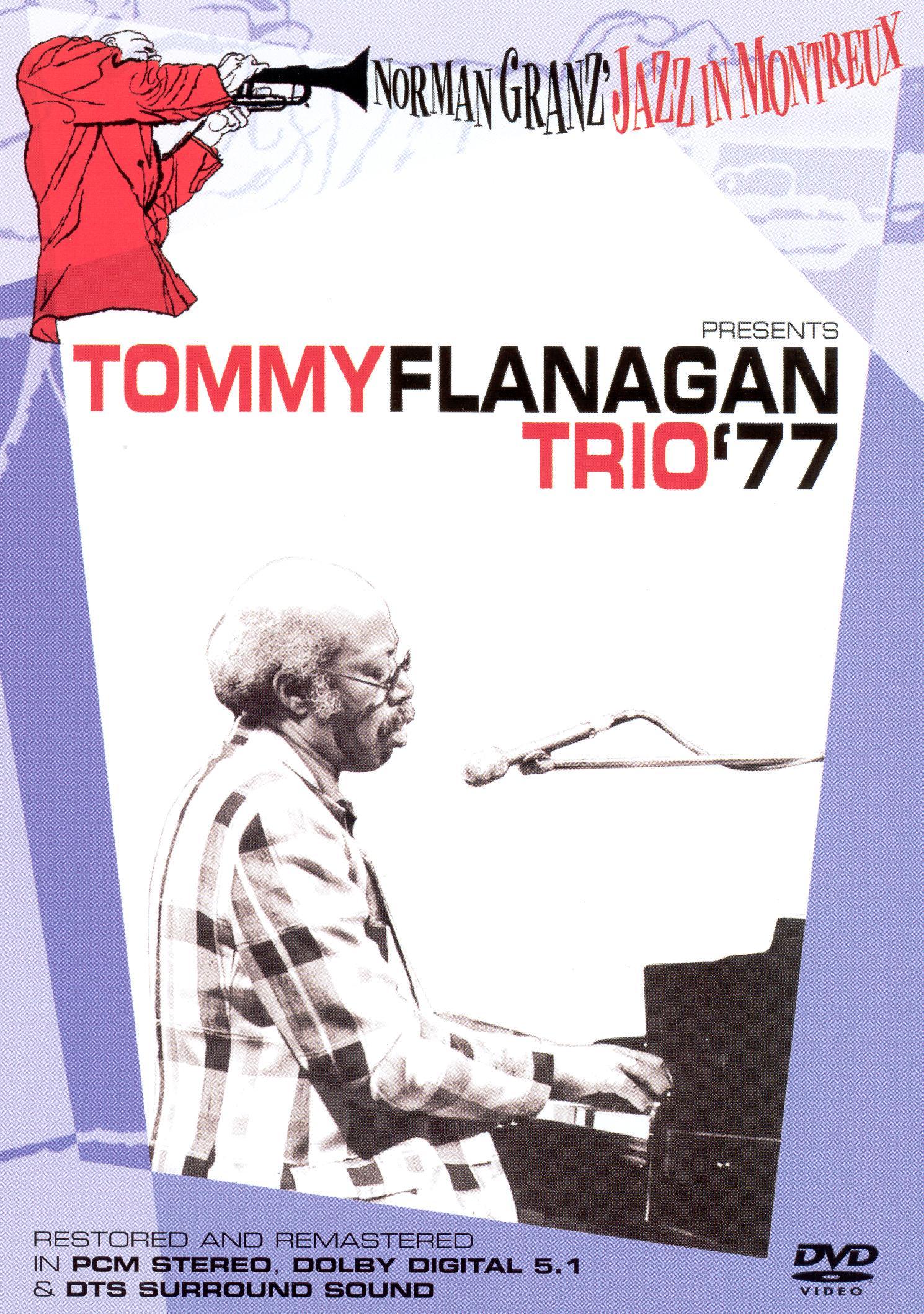 Norman Granz' Jazz in Montreux: Tommy Flanagan Trio '77