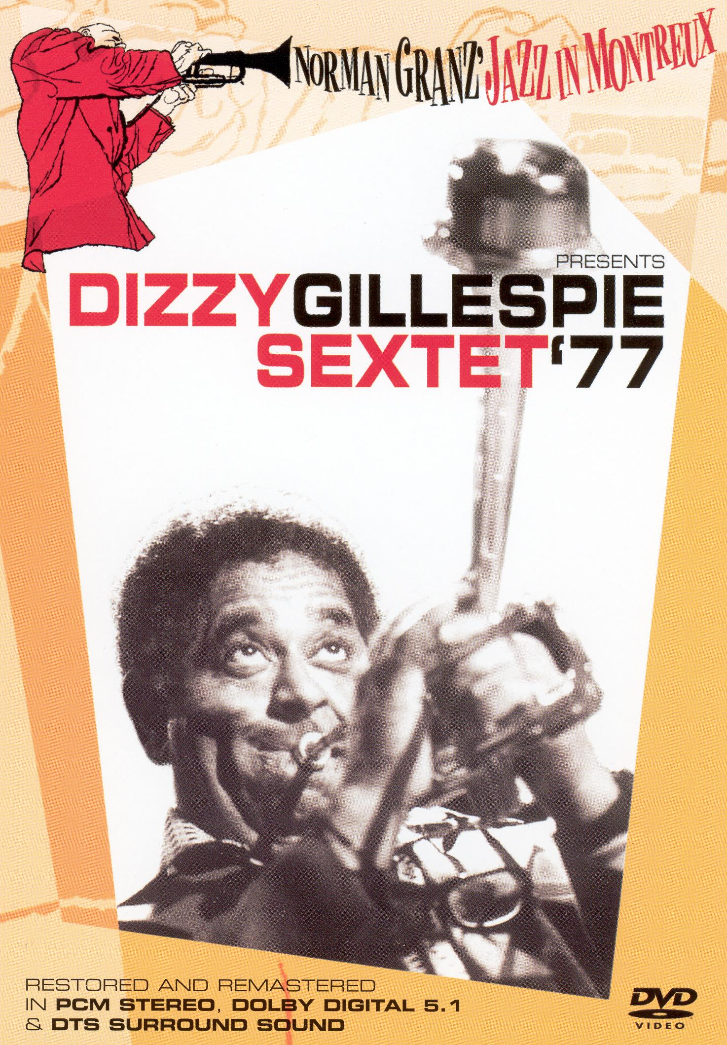 Dizzy Gillespie Sextet - Jazz Makers