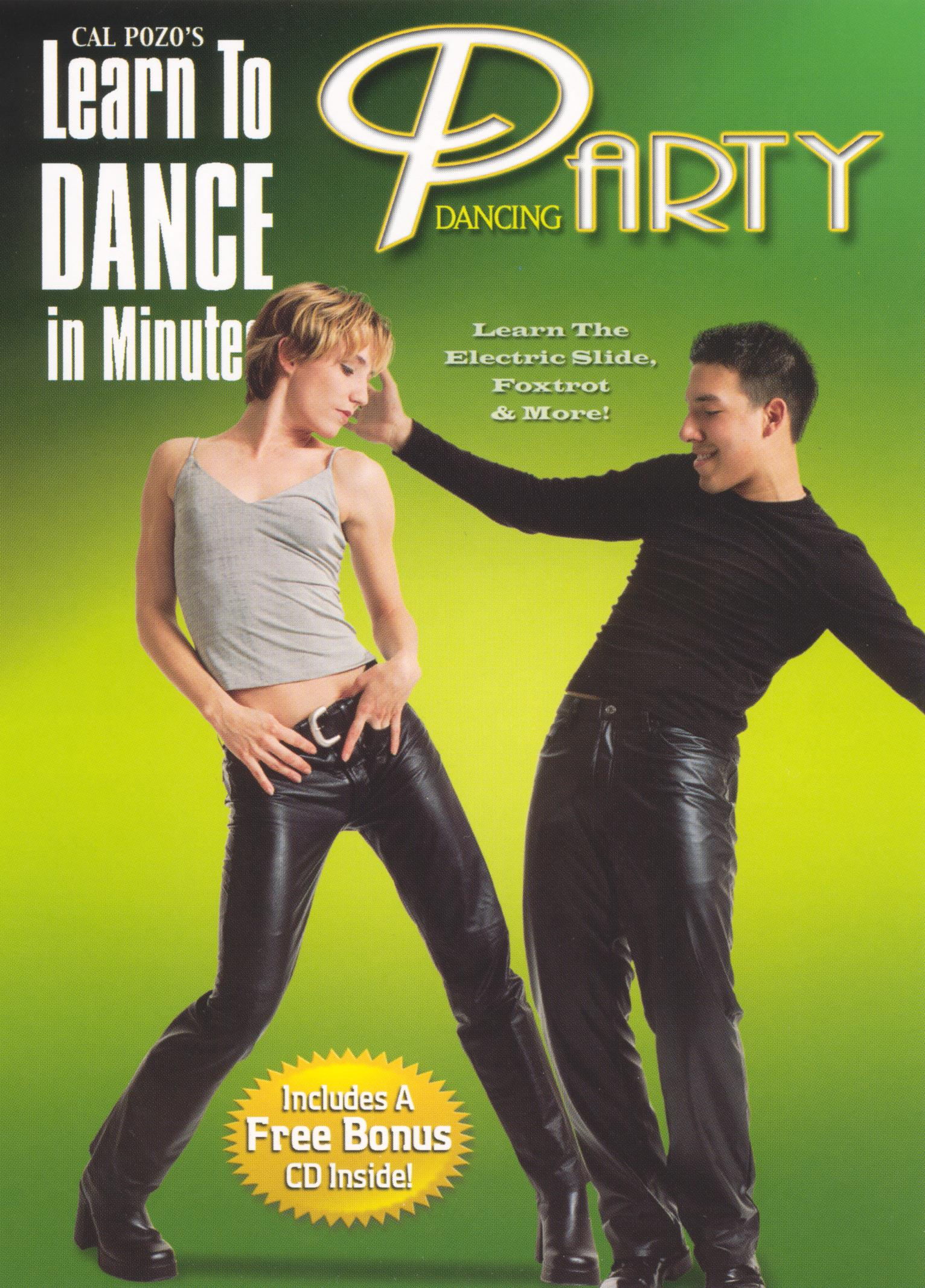 Cal Pozo's Swing! ~ Learn To Dance In Minutes ~ Vhs Video ...