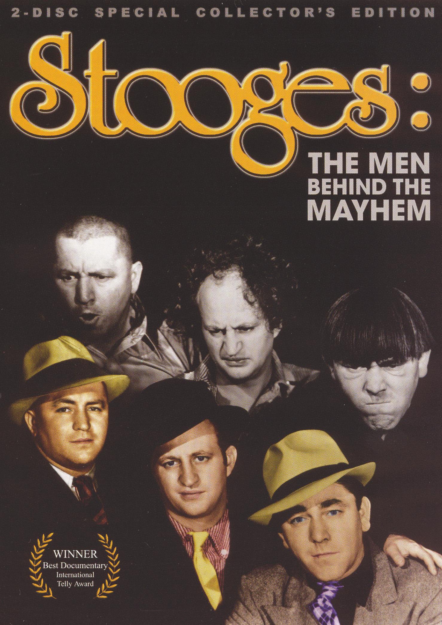 Stooges: The Men Behind the Mayhem