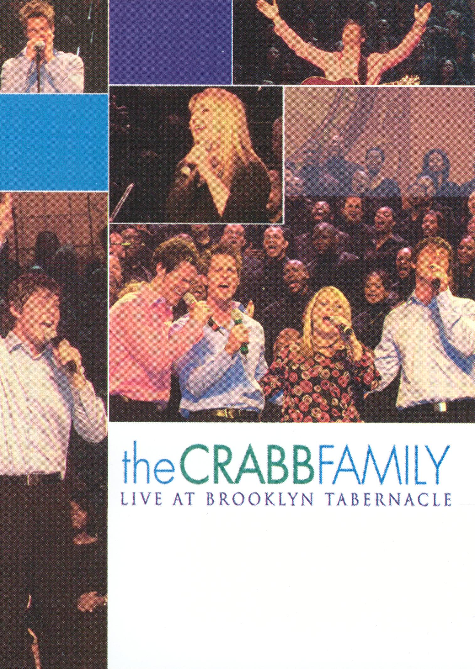 The Crabb Family: Live at Brooklyn Tabernacle