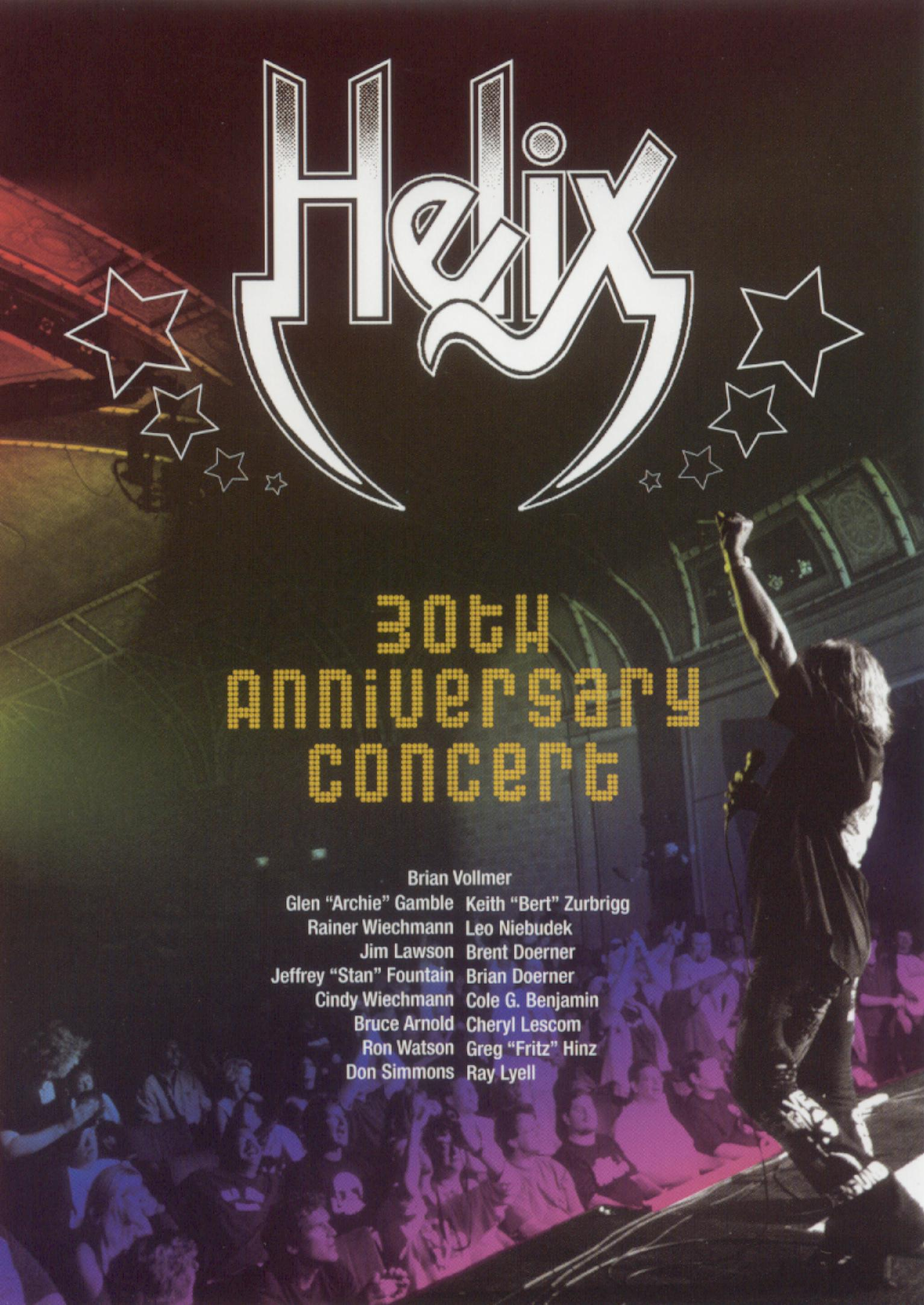 Helix: Rockin' You for 30 Years