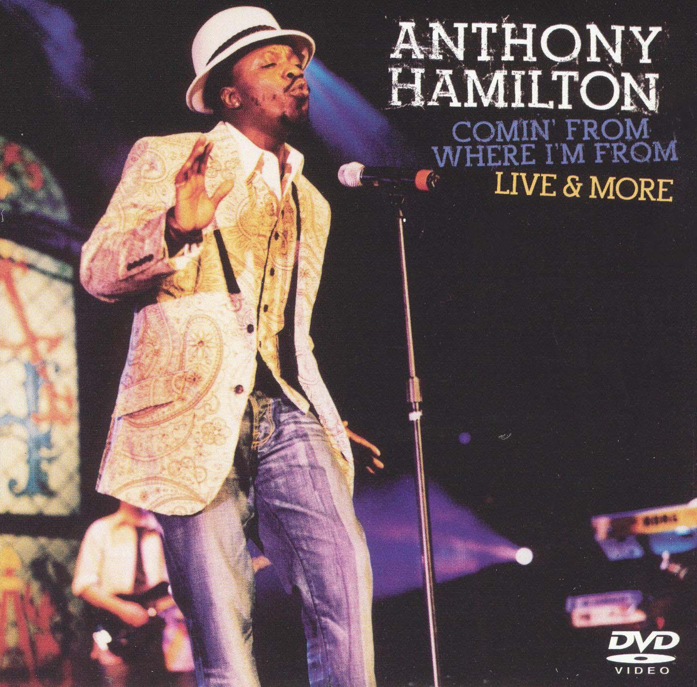 Anthony Hamilton: Live