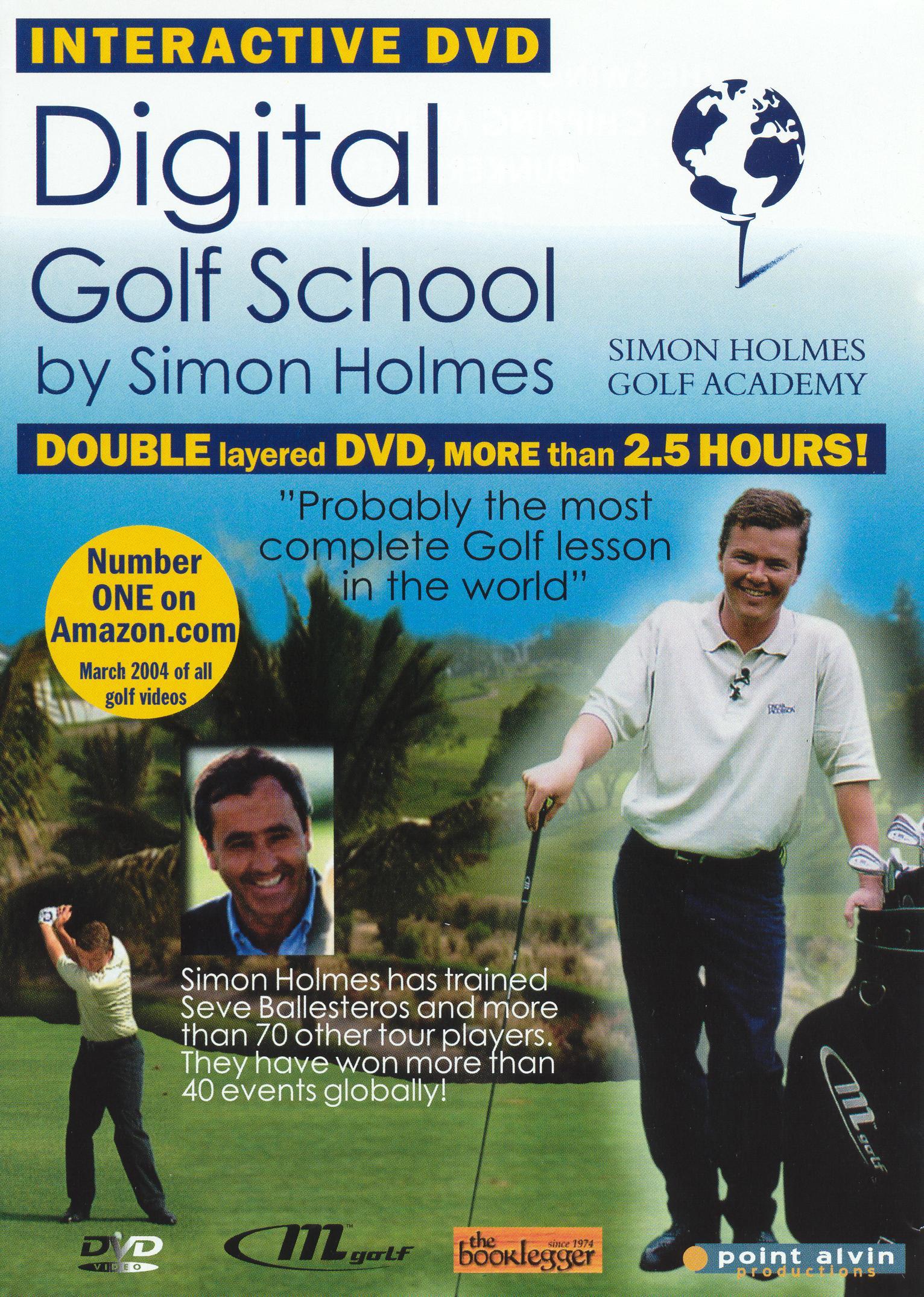 Golf: Digital Golf School