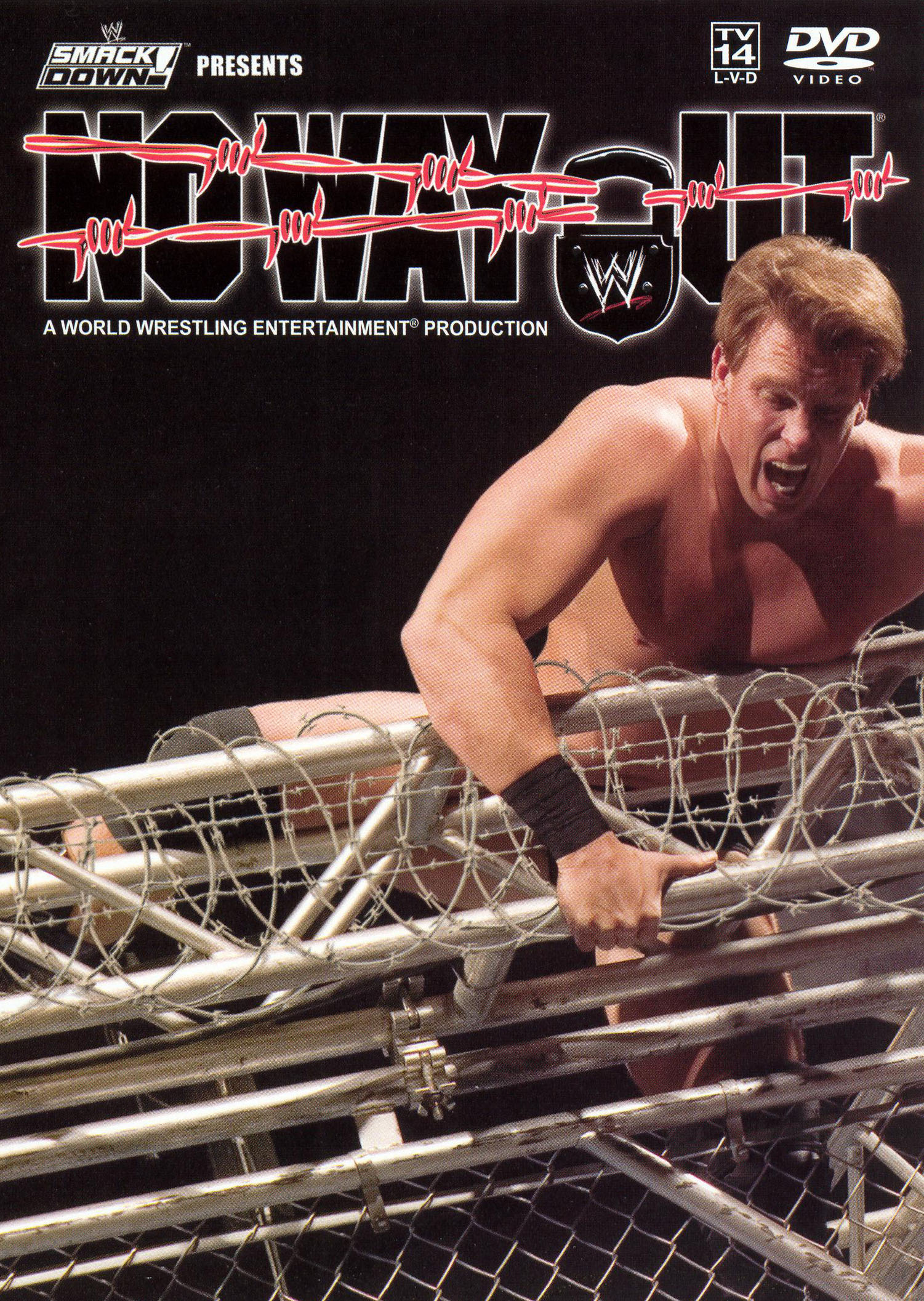 WWE: No Way Out 2005