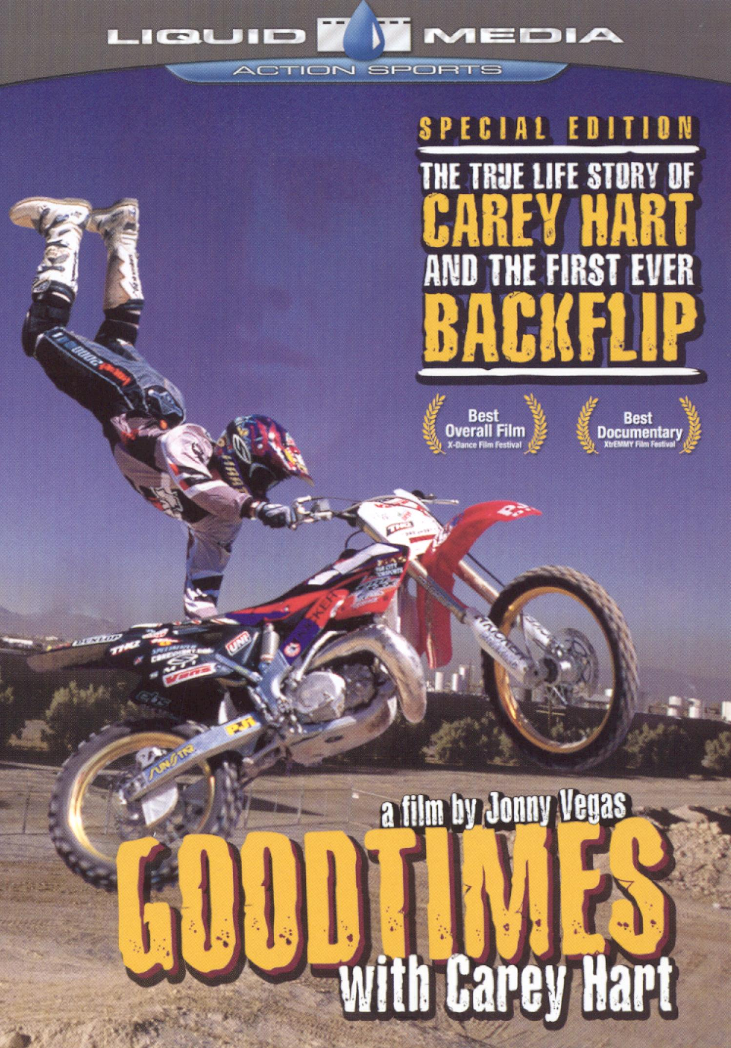 Goodtimes With Carey Hart