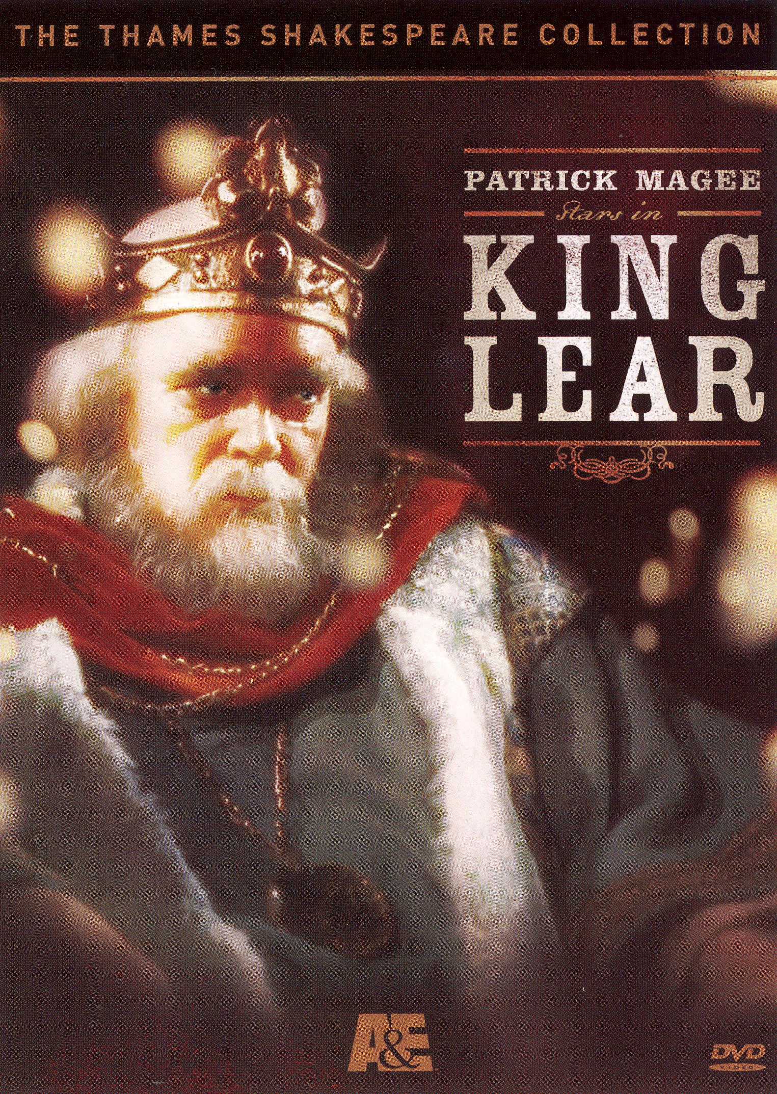exploring the underlying theme in shakespeares king lear This 4 page paper examines the william shakespeare play, king lear in terms  in shakespeare's king lear  the common theme of love in shakespeare's.