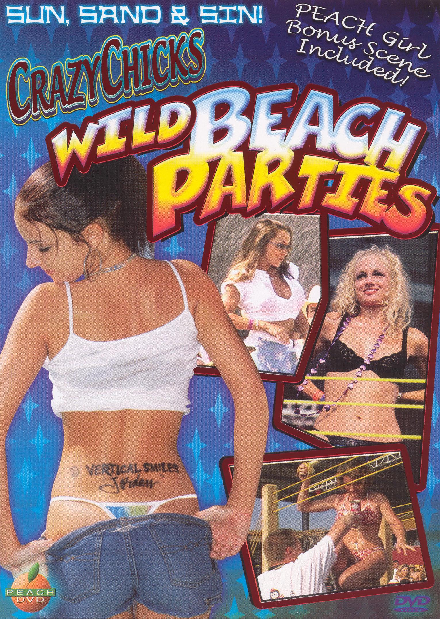 Crazy Chicks: Wild Beach Parties
