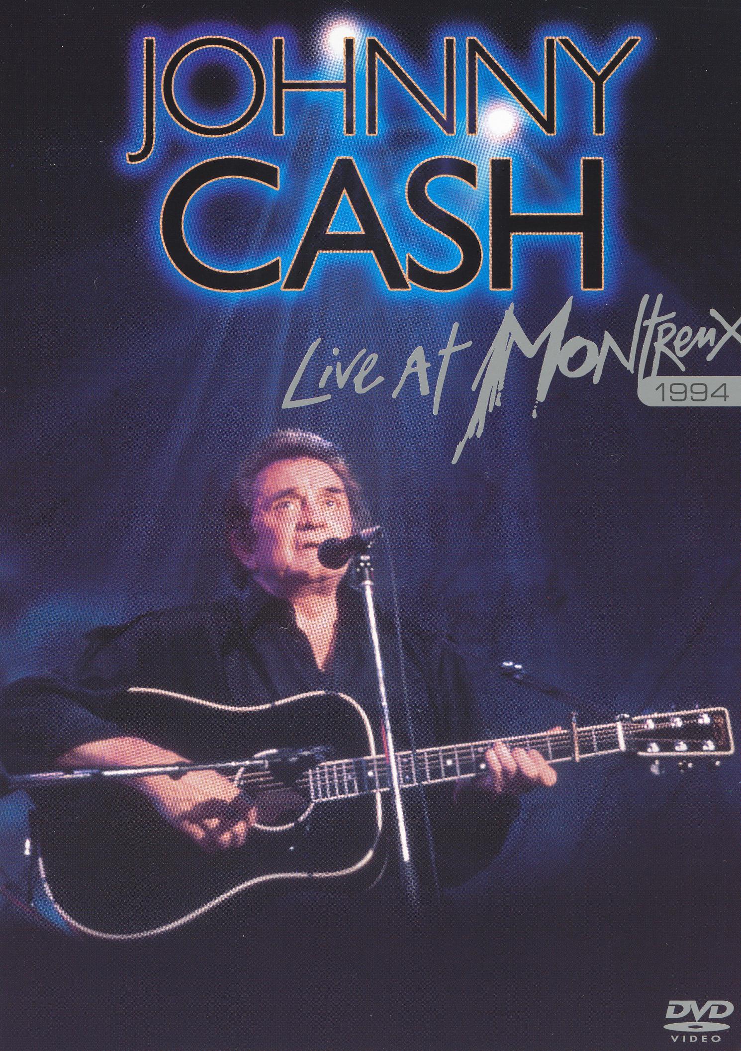 Johnny Cash: Live at Montreux, 1994