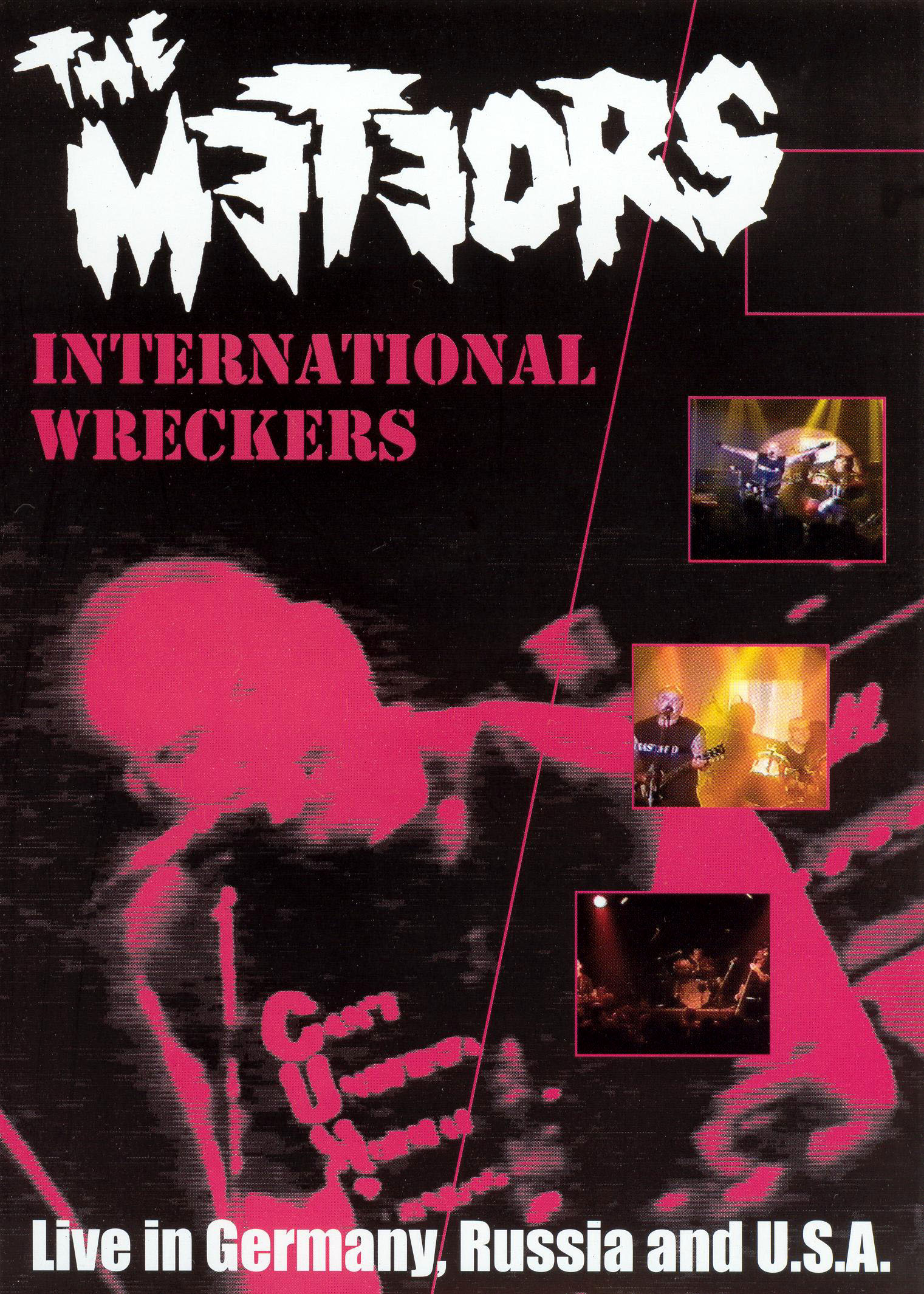 The Meteors: International Wreckers