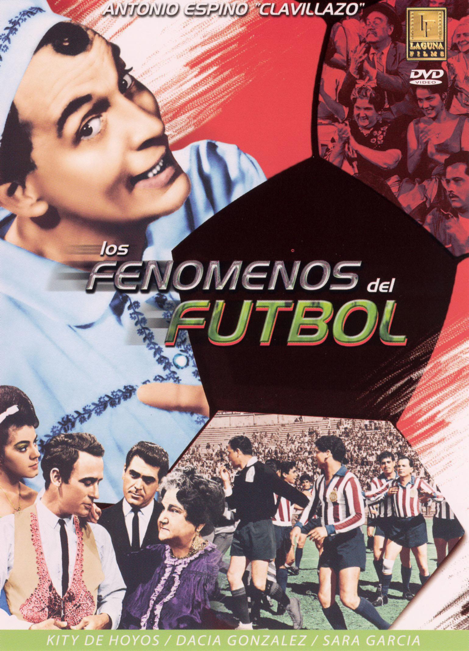 Los Fenomenos Del Futbol