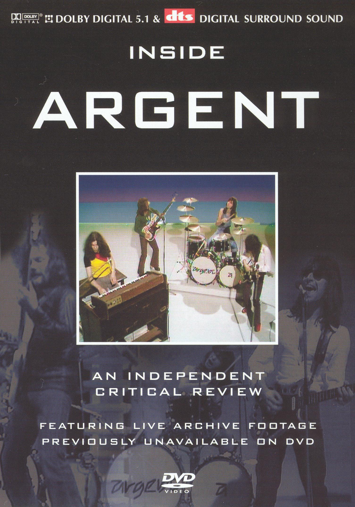 Inside Argent: A Critical Review