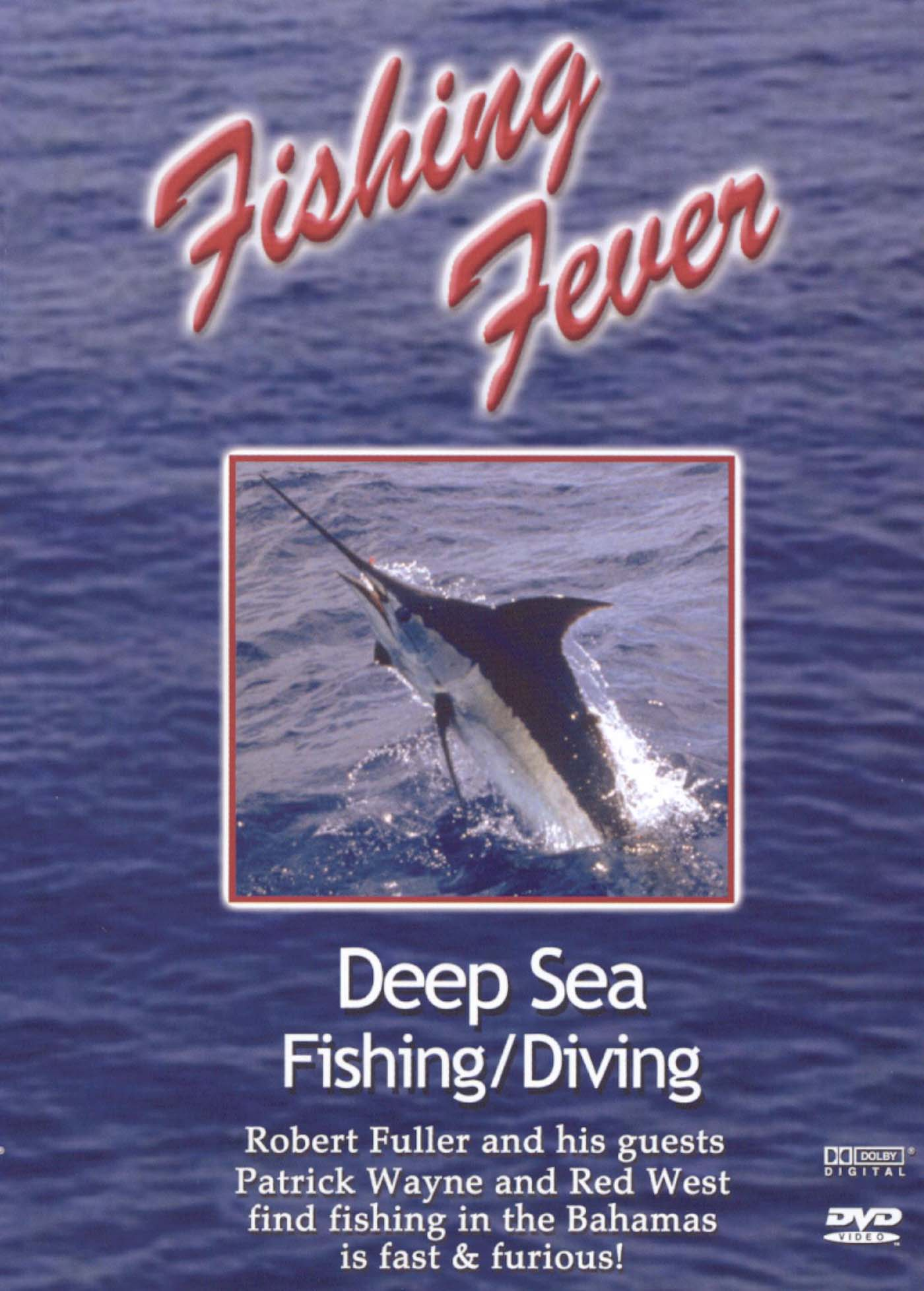 Fishing Fever: Deep Sea Fishing and Diving, Vol. 3