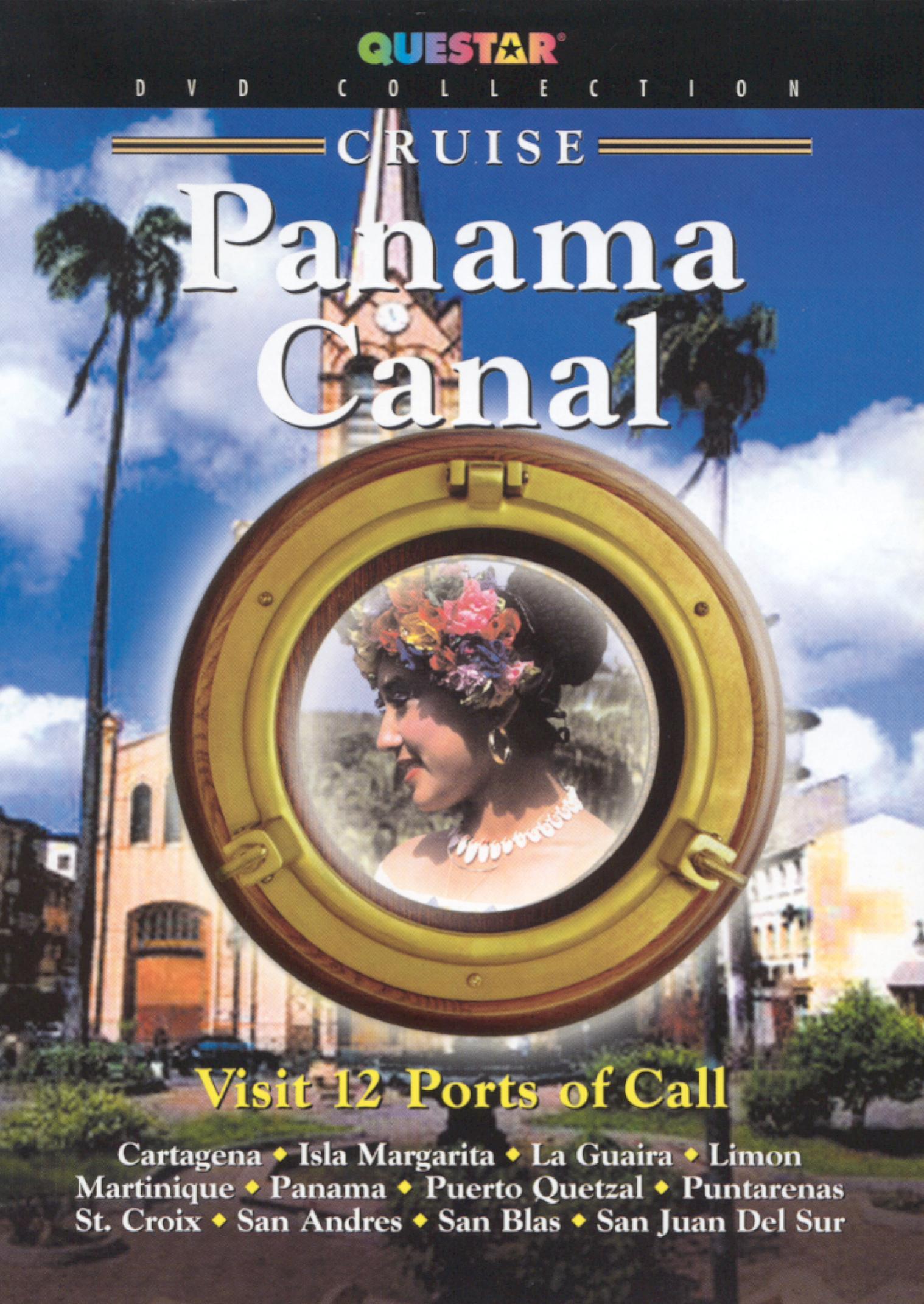 Cruise Panama Canal