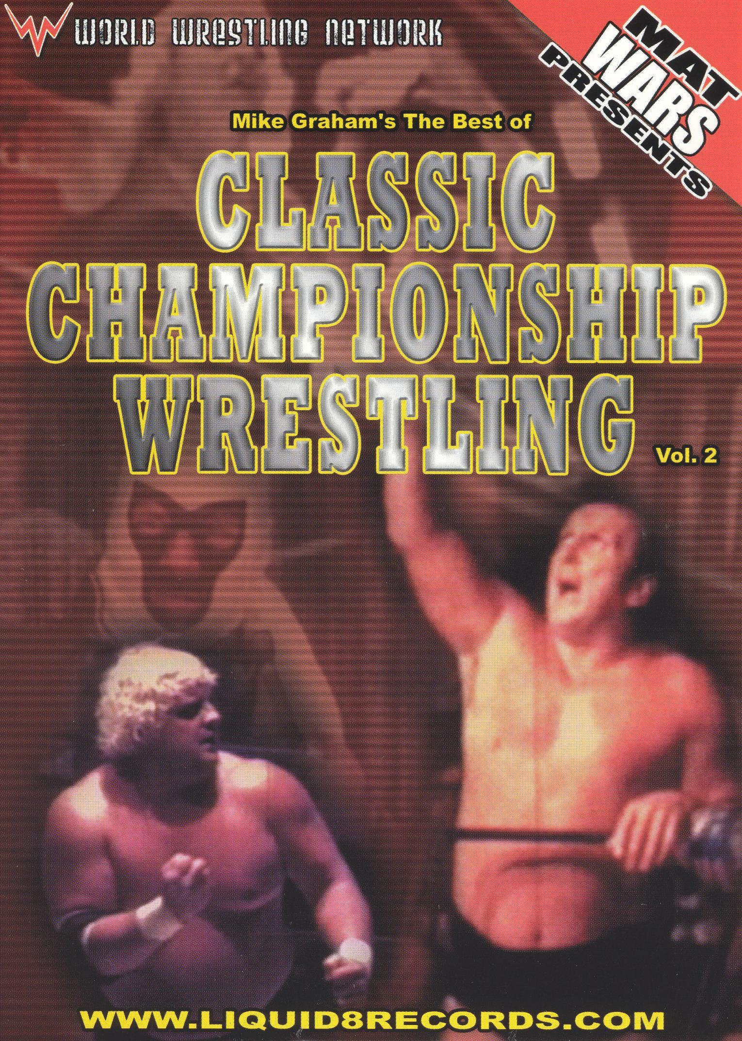 Mat Wars: The Best of Classic Championship, Vol. 2