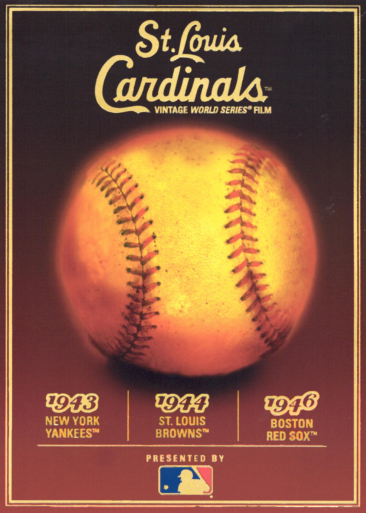 St. Louis Cardinals: The '40s World Series Collection
