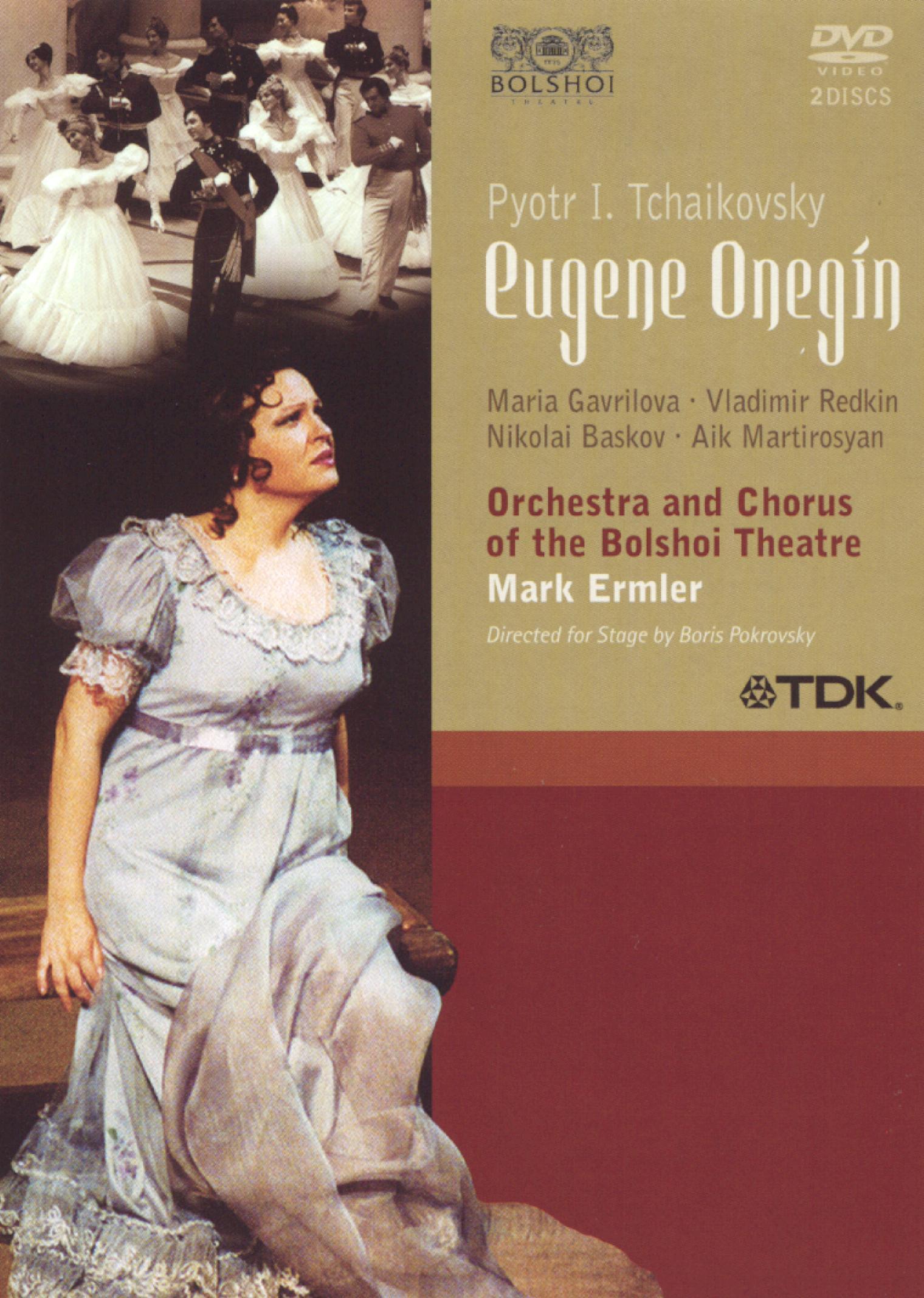 Eugene Onegin (The Bolshoi Theatre)