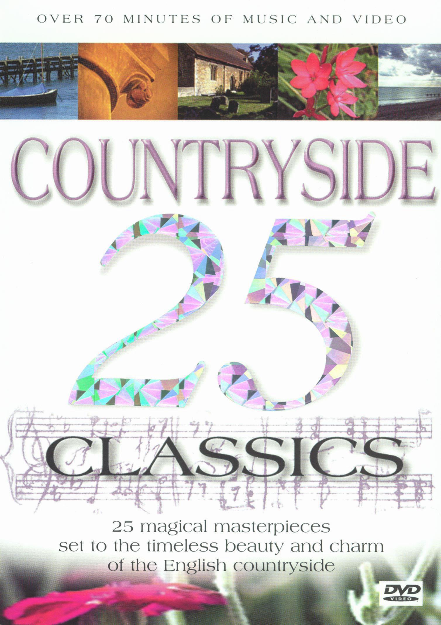 25 Countryside Favorites