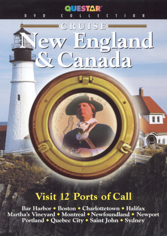 Cruise New England & Canada