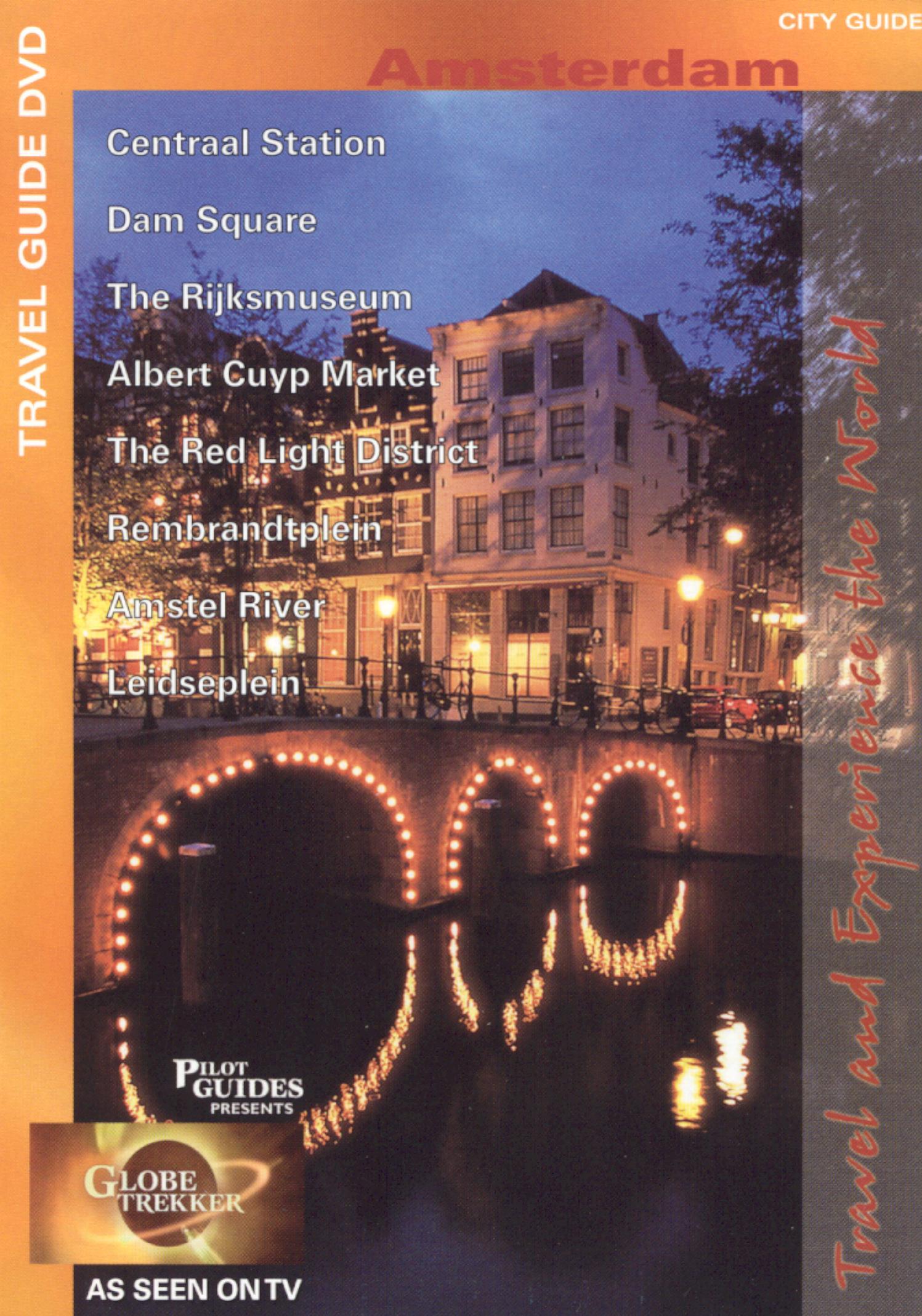 Globe Trekker: Amsterdam City Guide