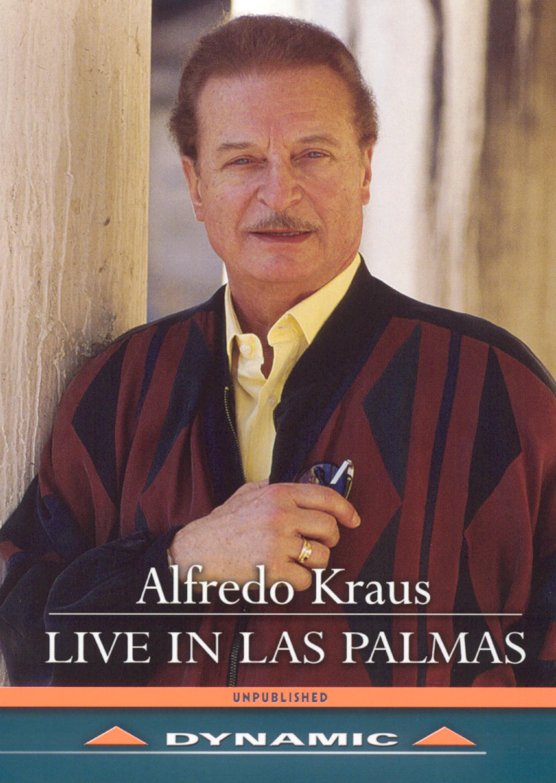 Alfredo Kraus: Live in Las Palmas 1995