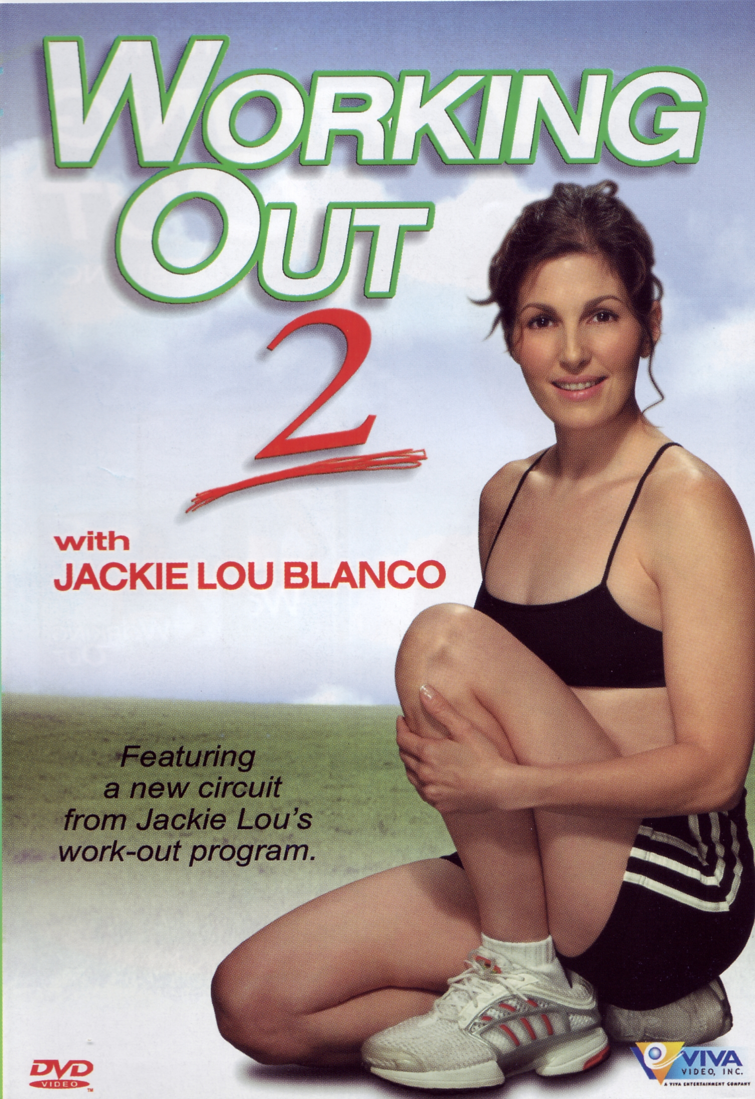 Working Out 2 With Jackie Lou