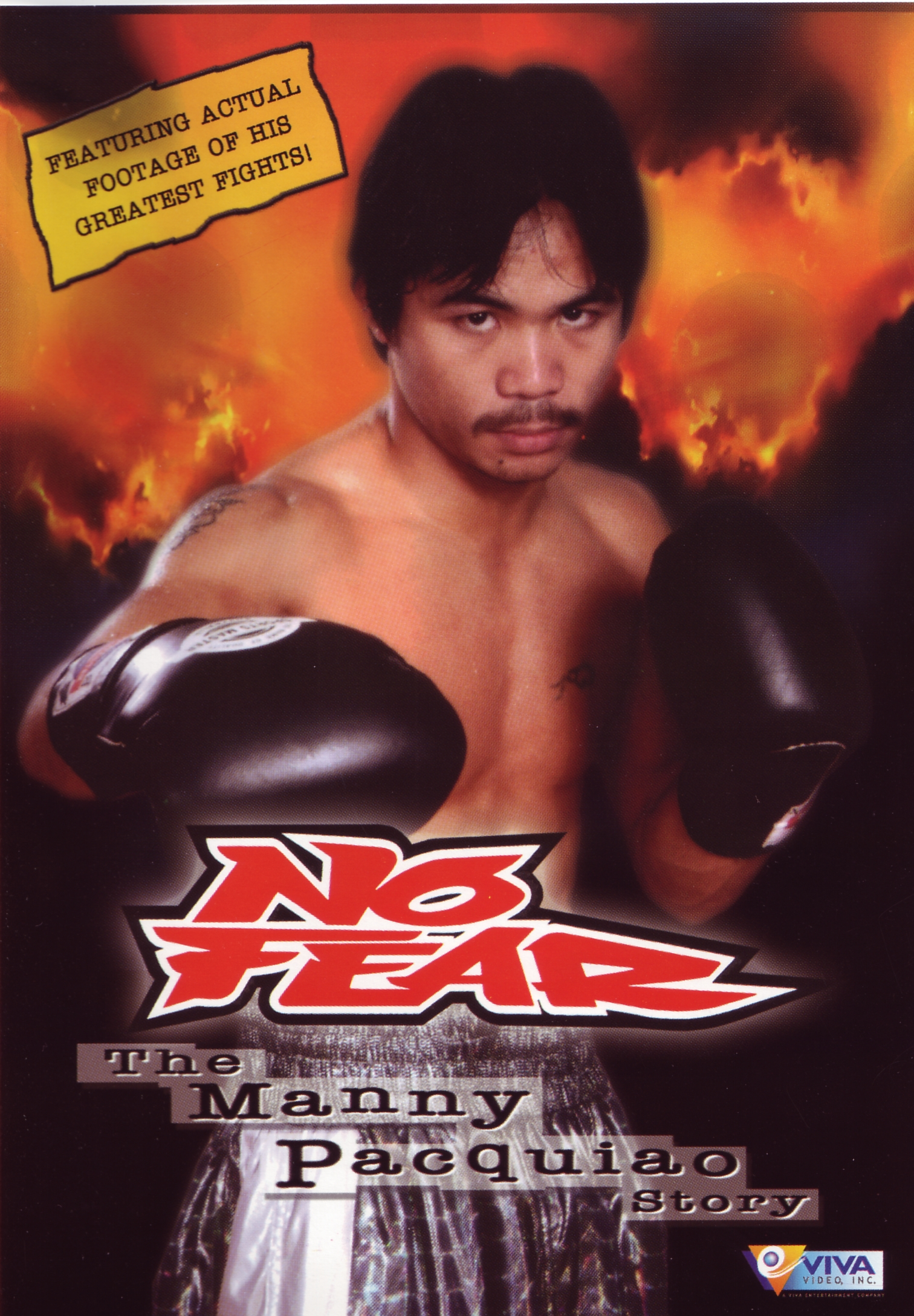 No Fear: The Manny Pacquiao Story