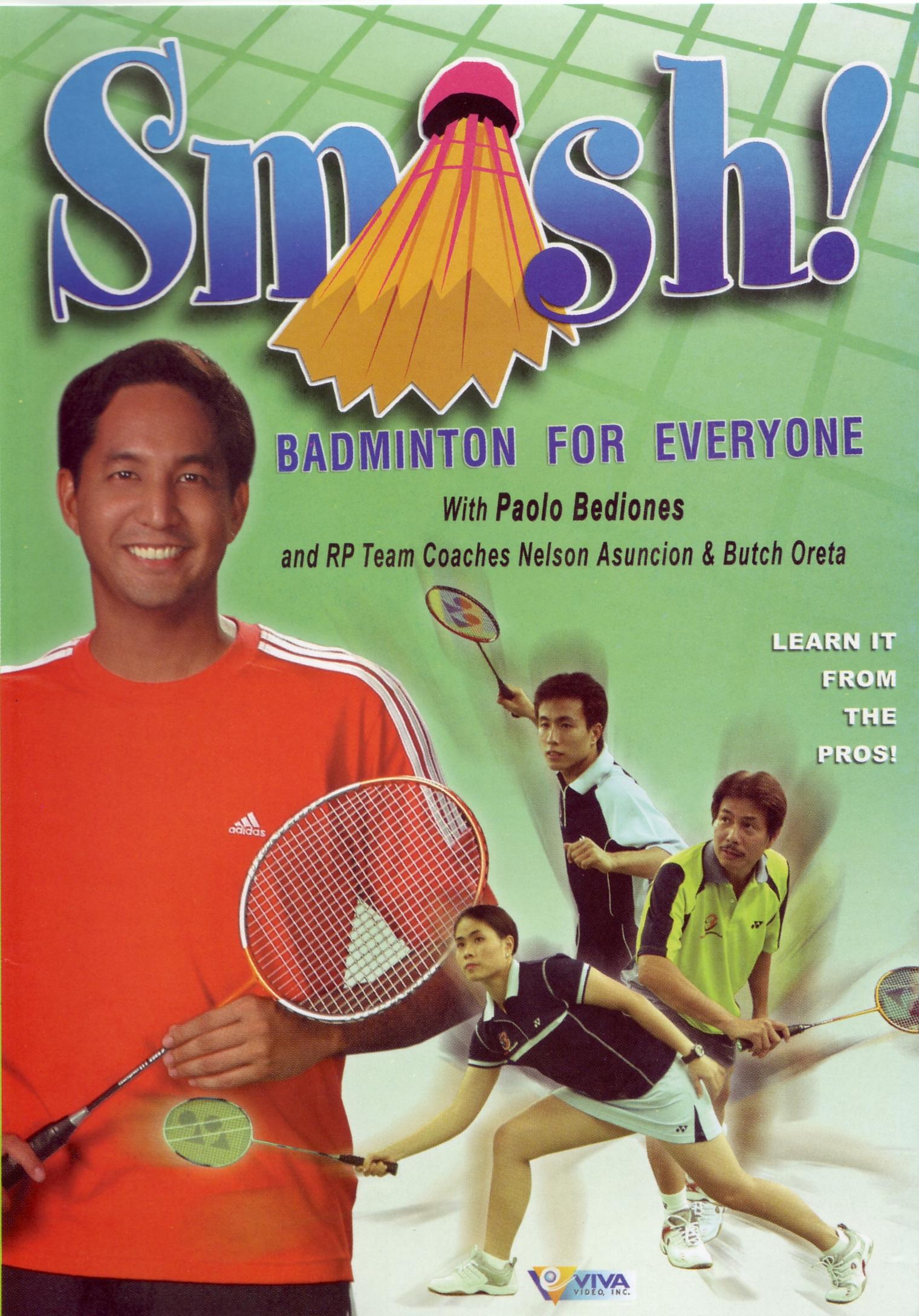 Smash: Badminton For Everyone