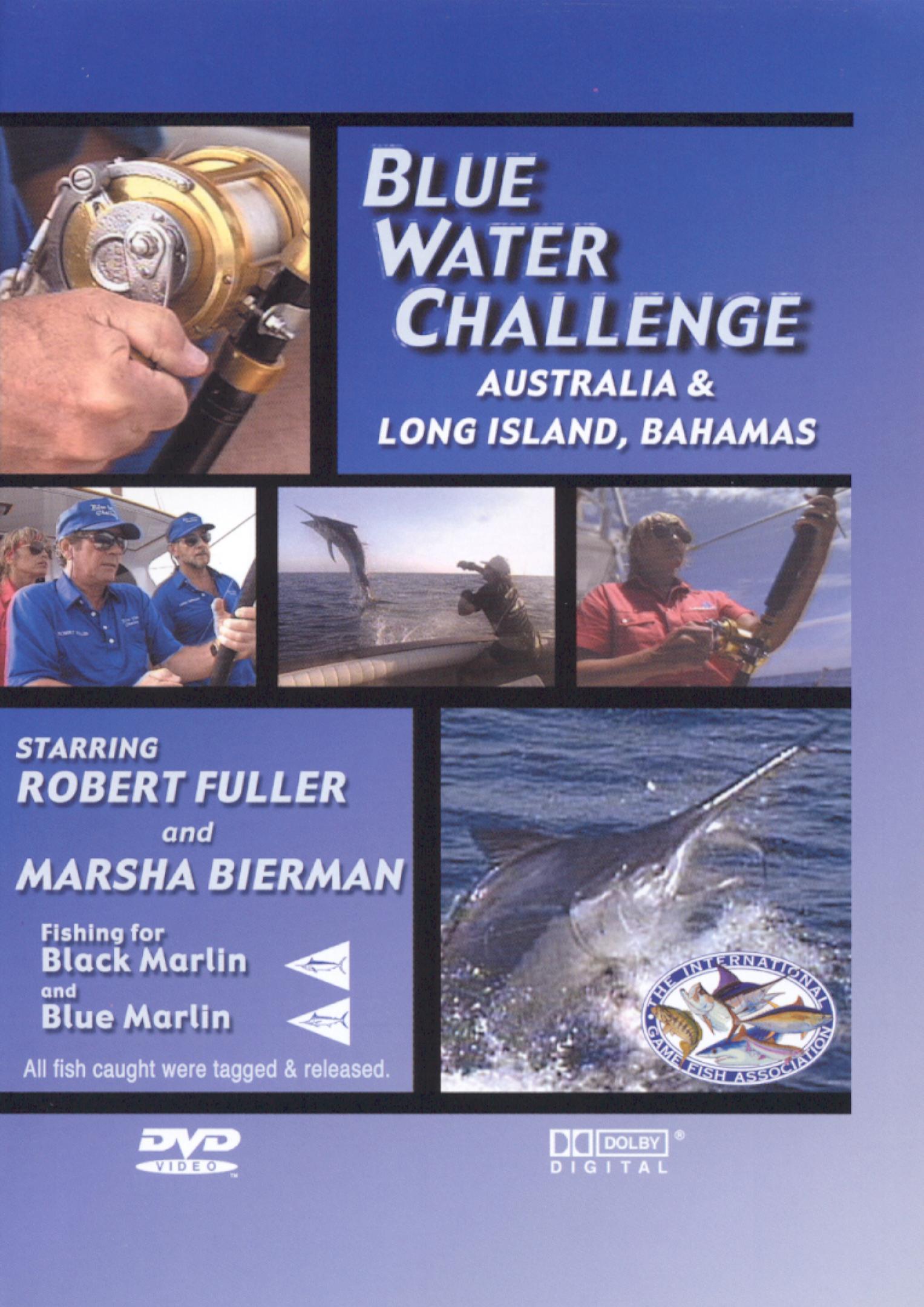 Blue Water Challenge Series, Vol. 1