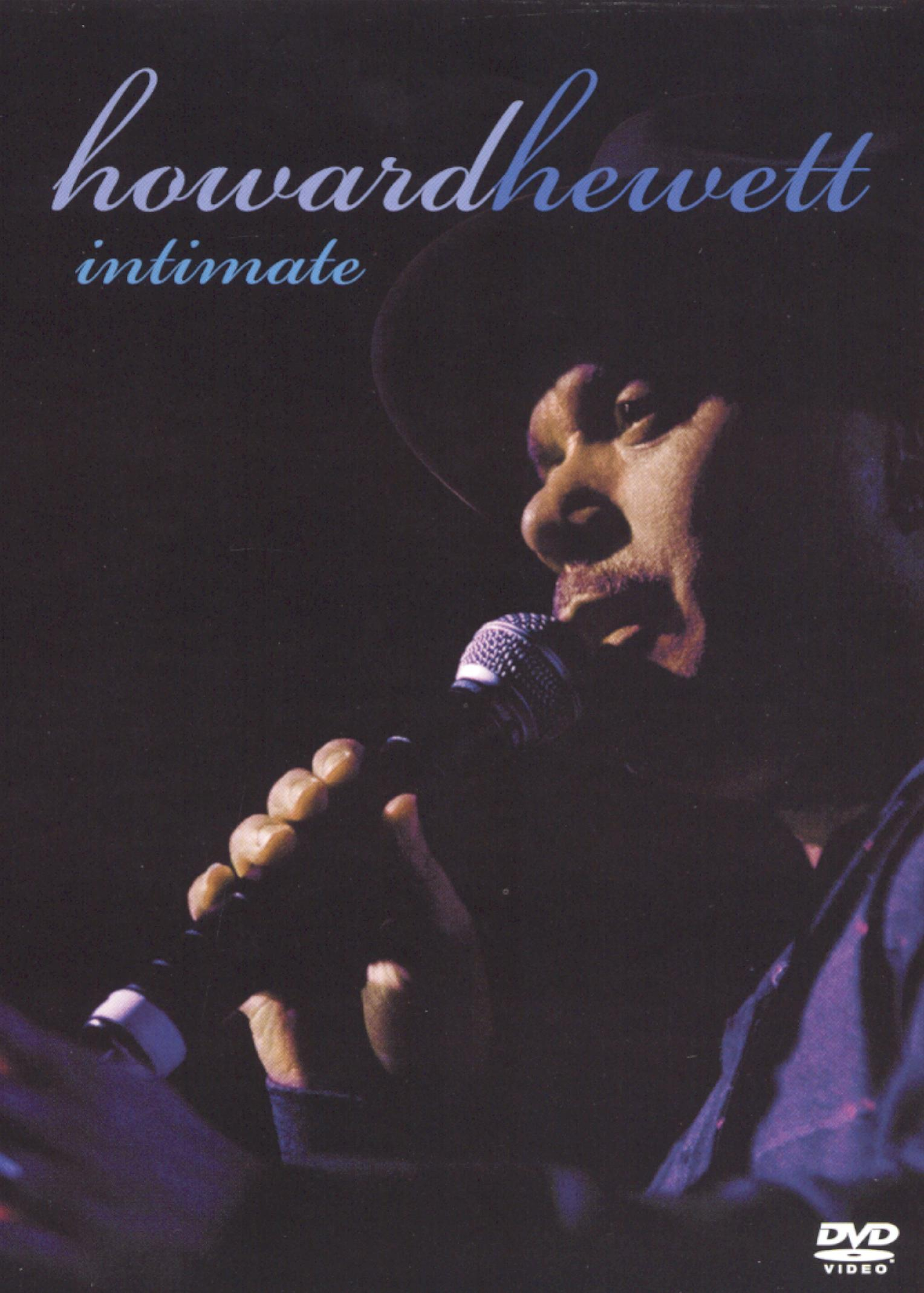 Howard Hewett: Intimate - Greatest Hits Live