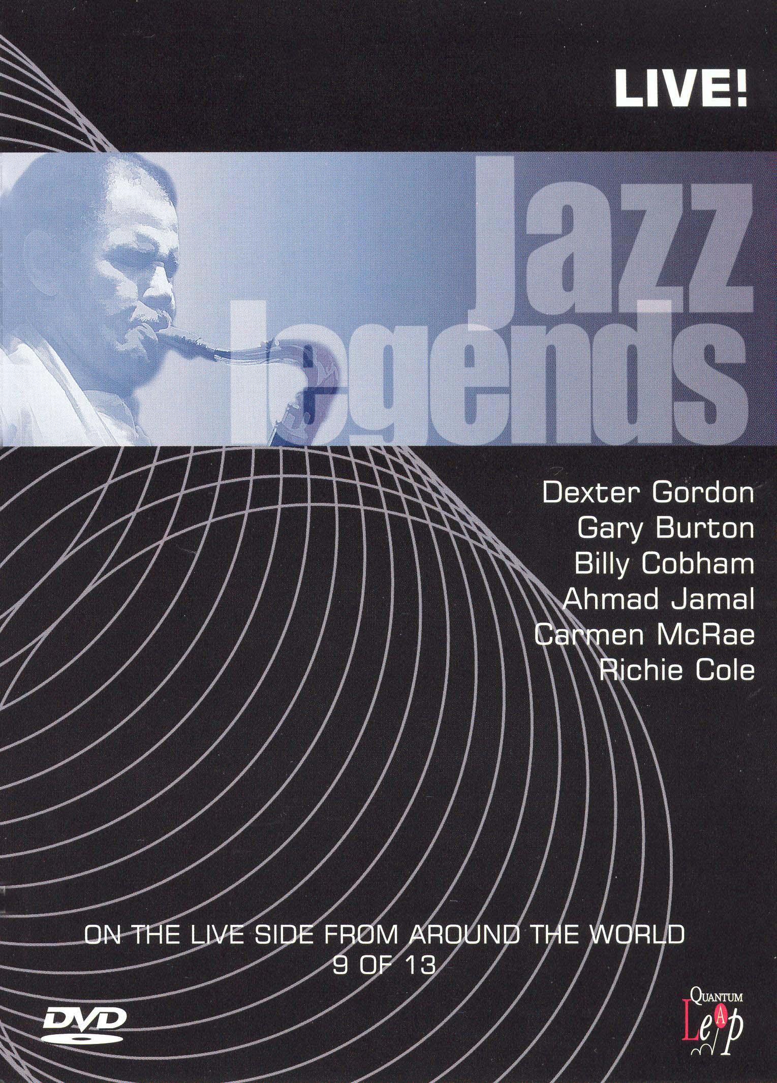 Jazz Legends Live! 9
