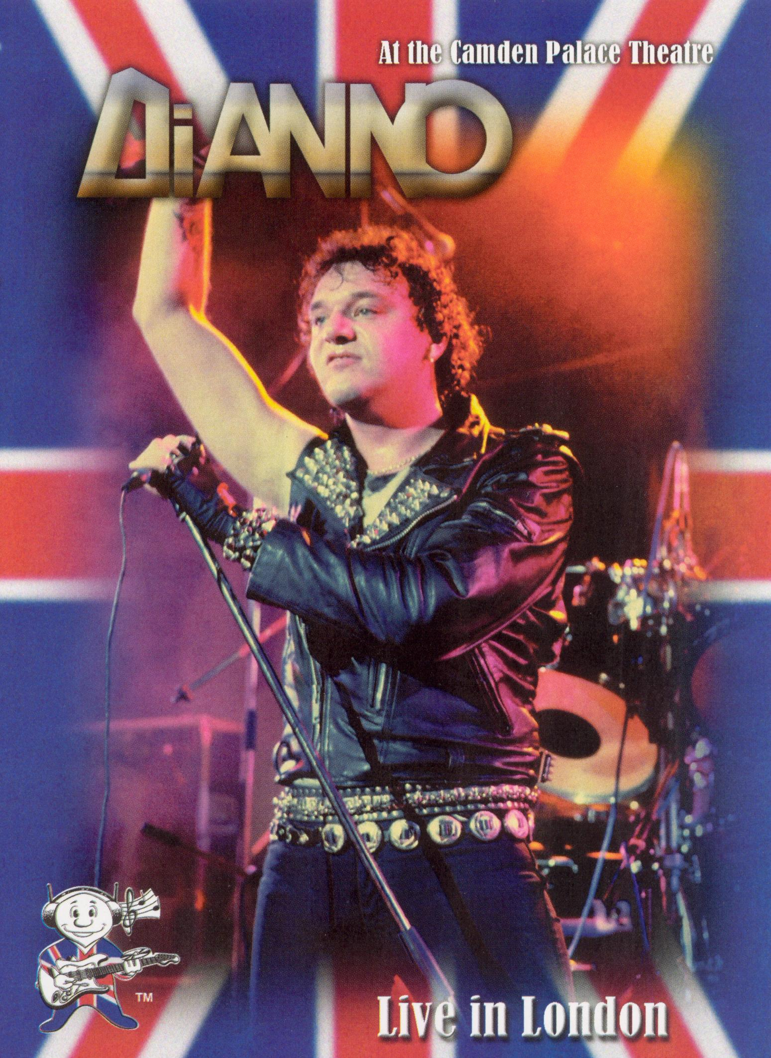 Paul DiAnno: Live in London