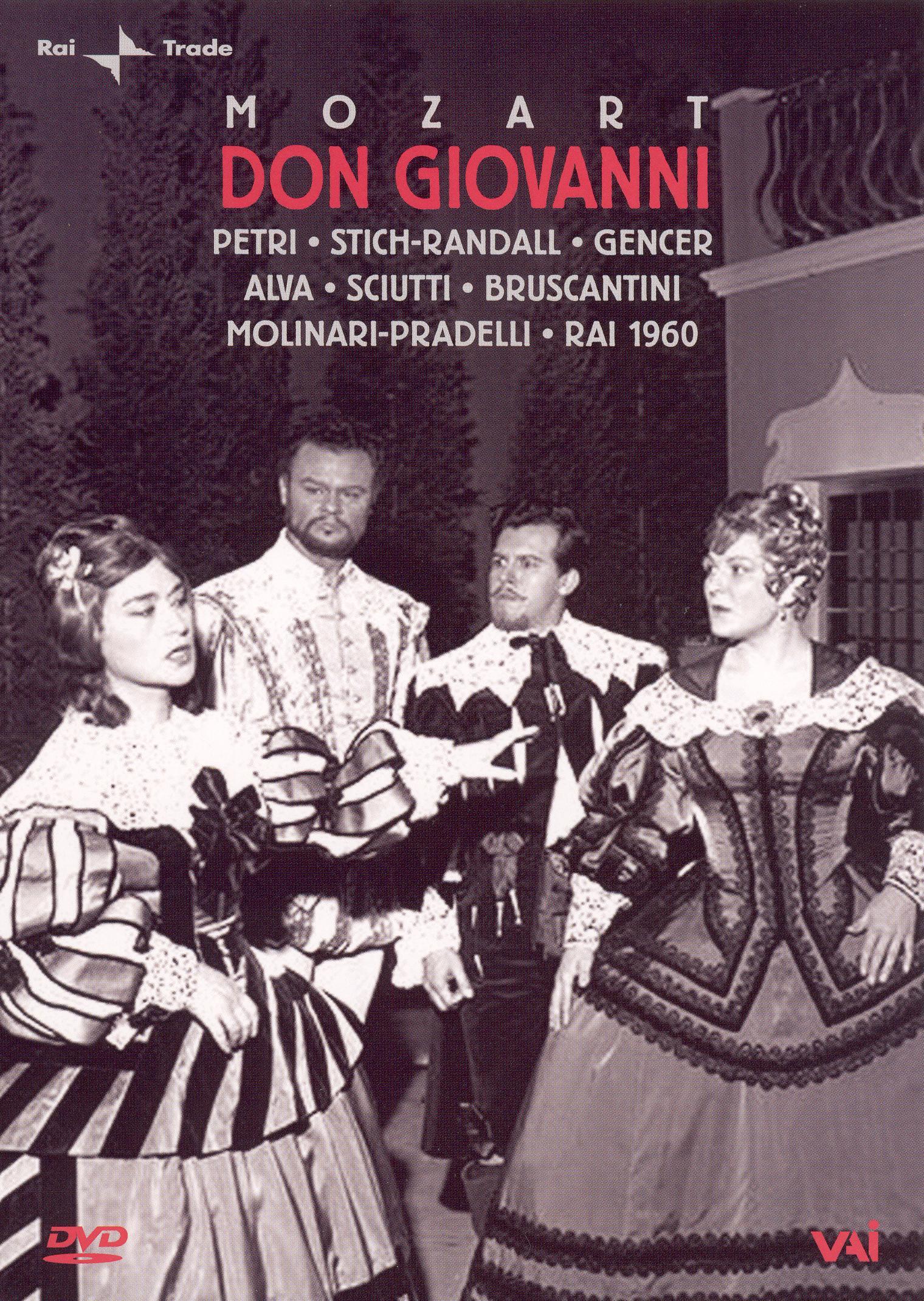 Don Giovanni (Radiotelvisione Italiano Milano)