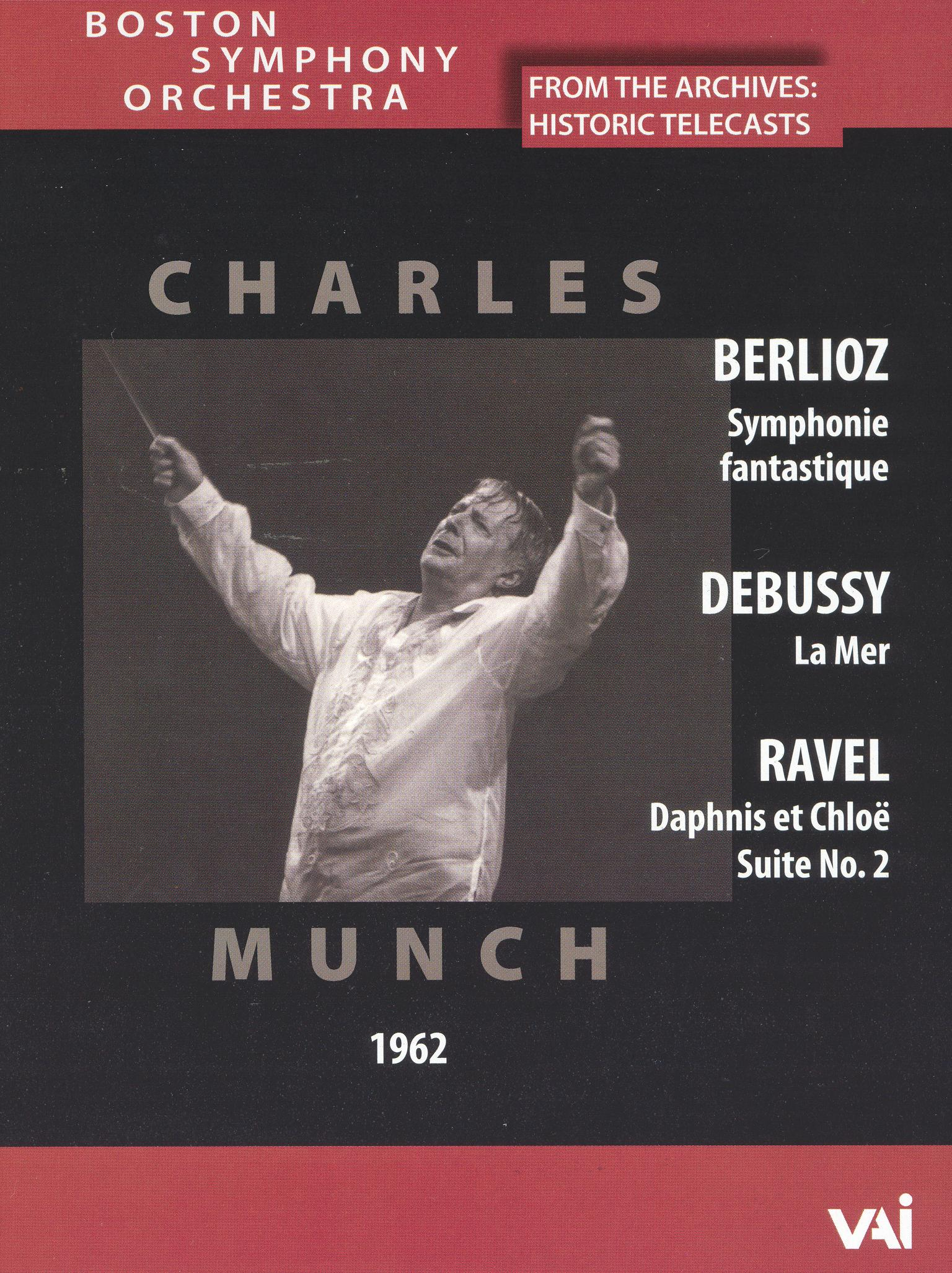 Charles Munch Conducts