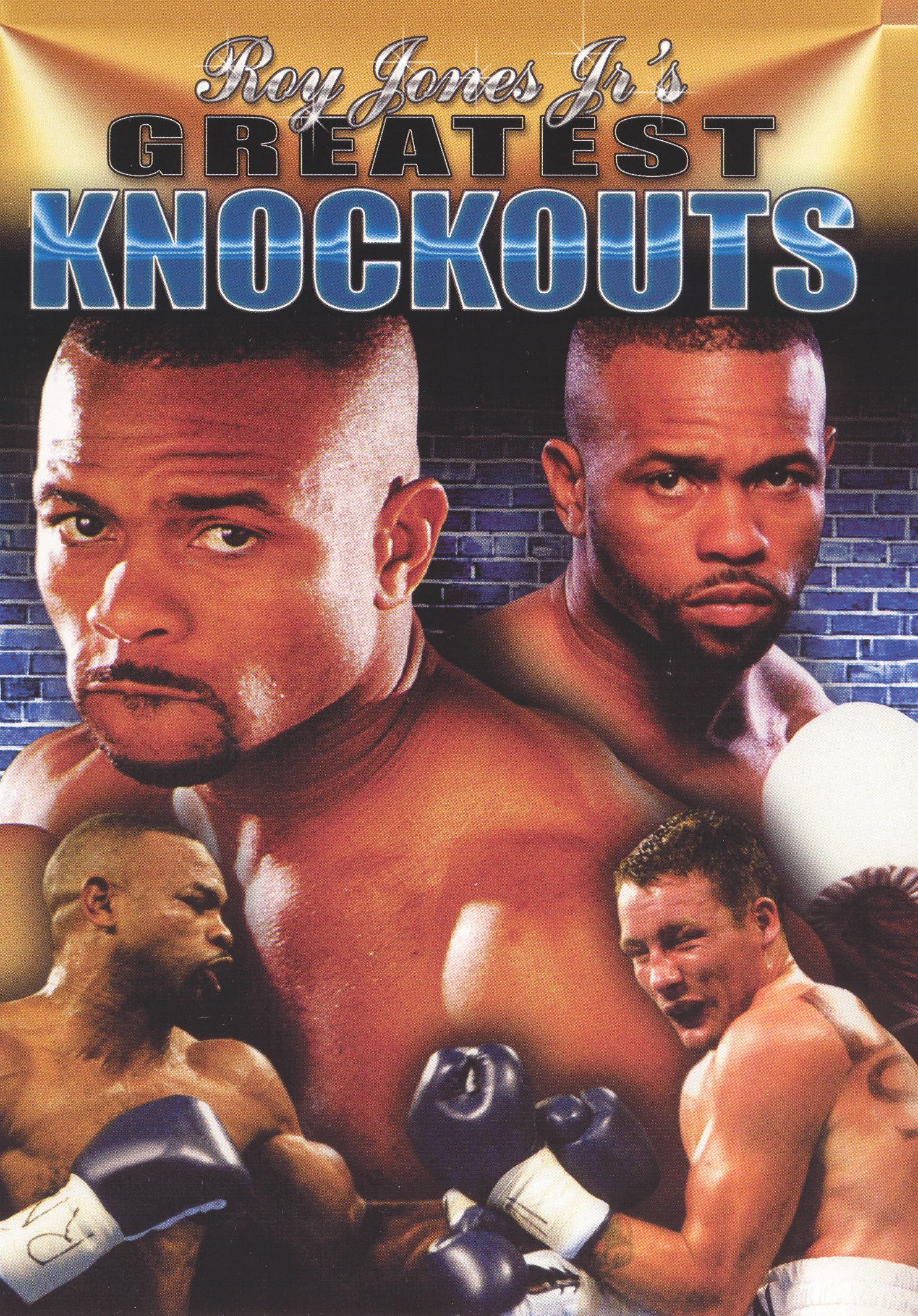 Roy Jones, Jr.'s Greatest Knockouts
