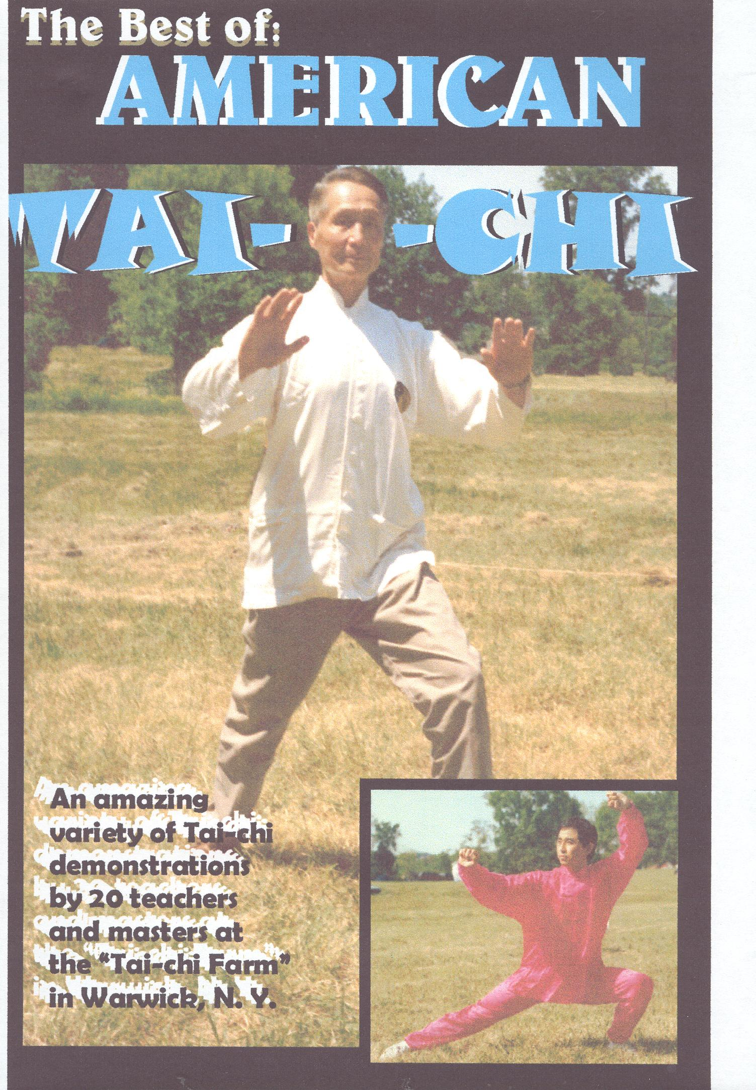 The Best of American Tai-Chi