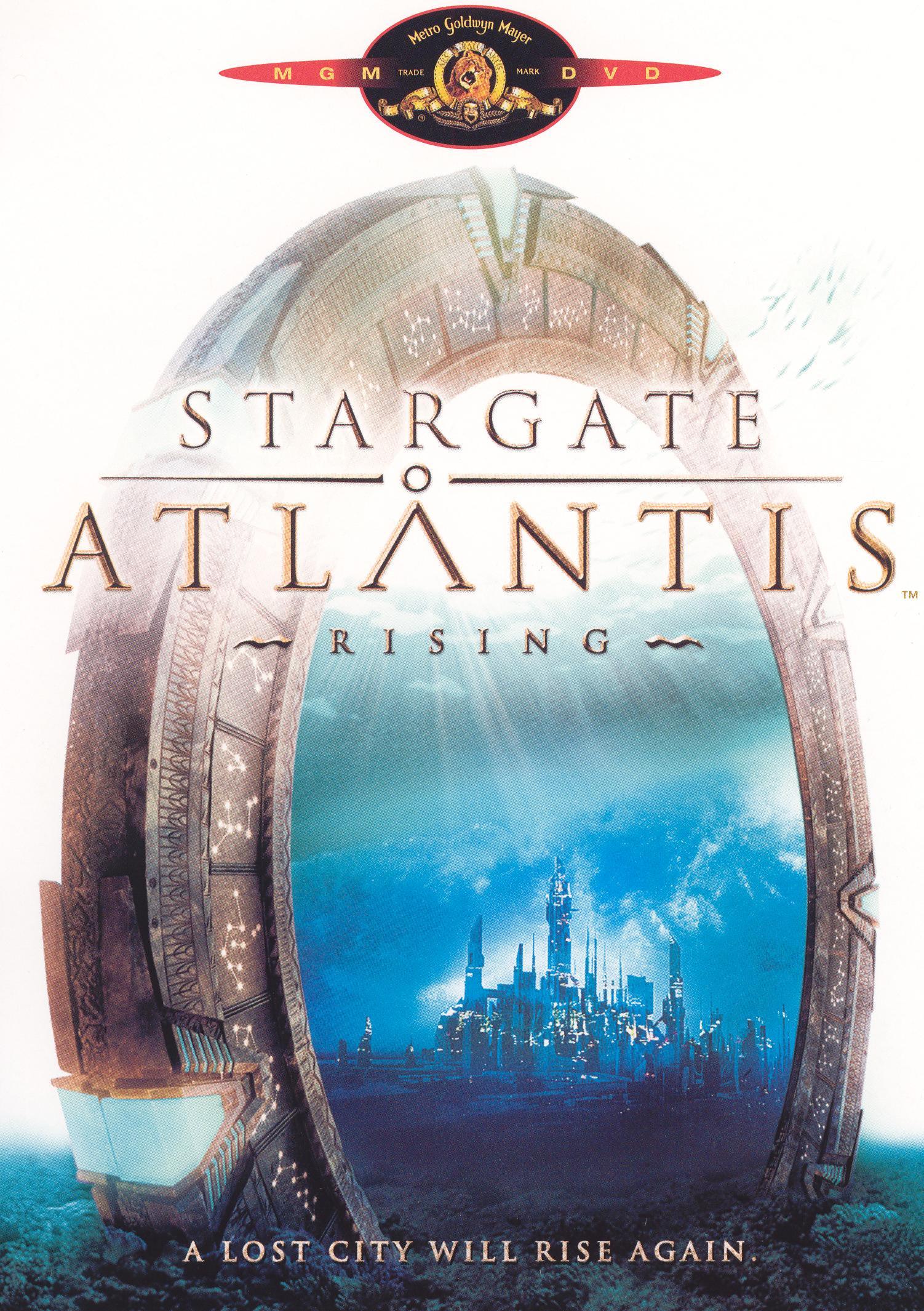 Stargate Atlantis: The Rising