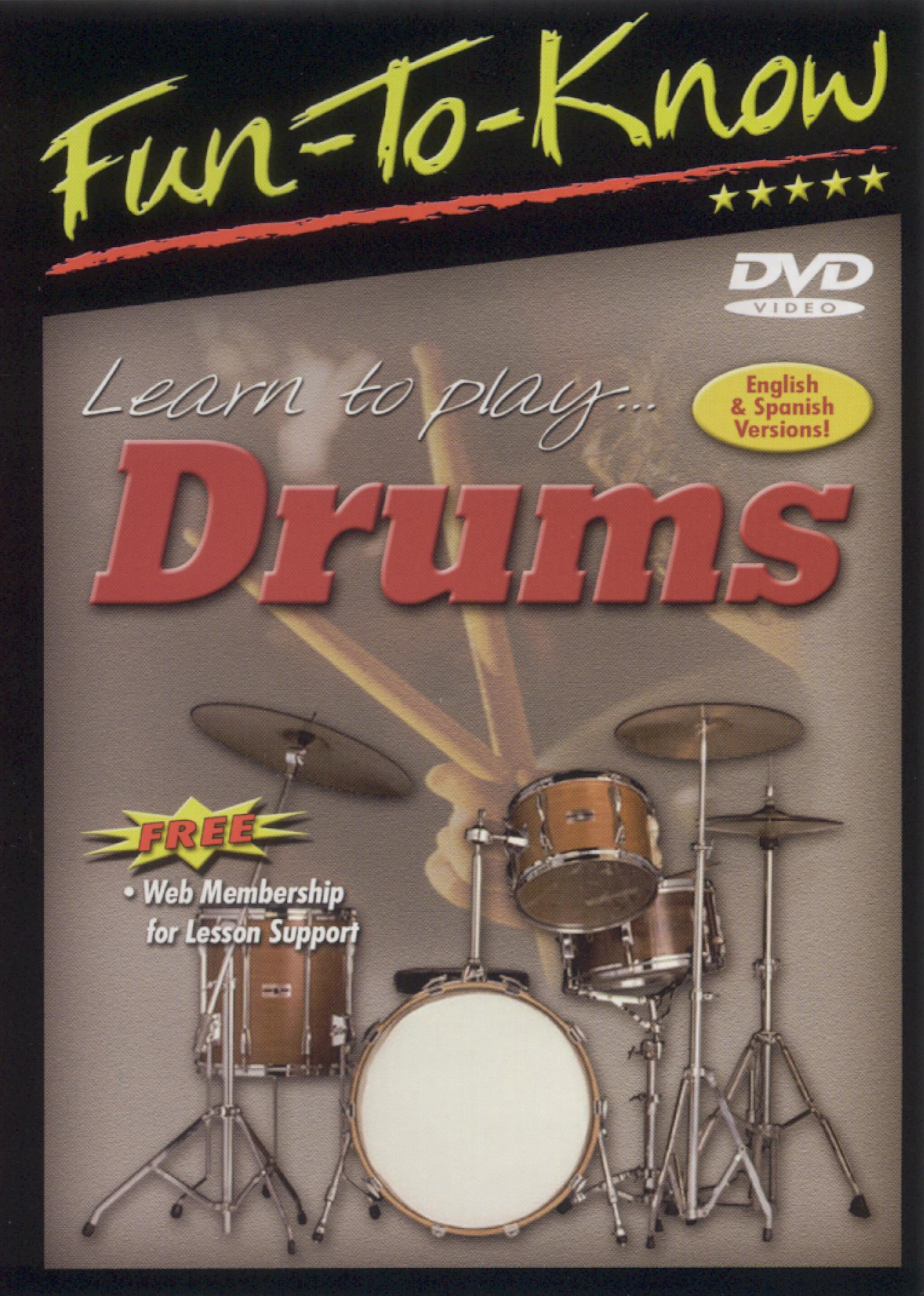 Fun To Know: Drums