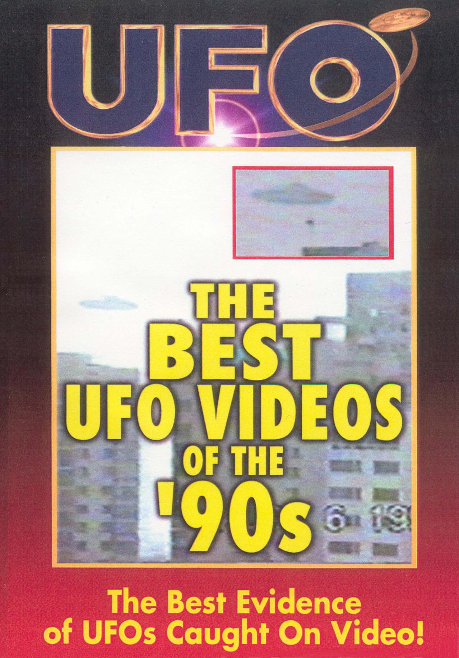 The Best UFO Video of the '90s