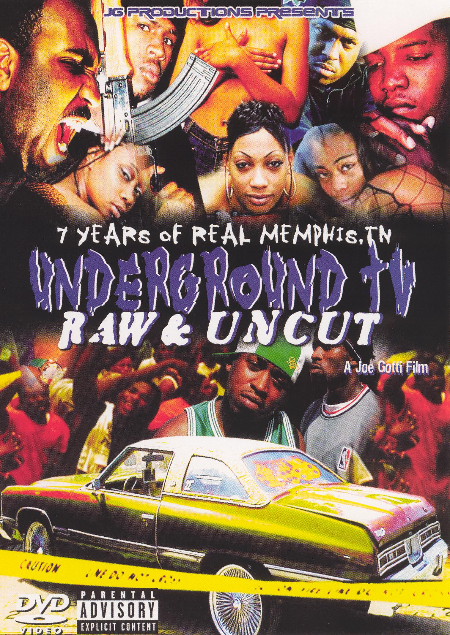 Underground TV: Raw and Uncut, Vol. 1