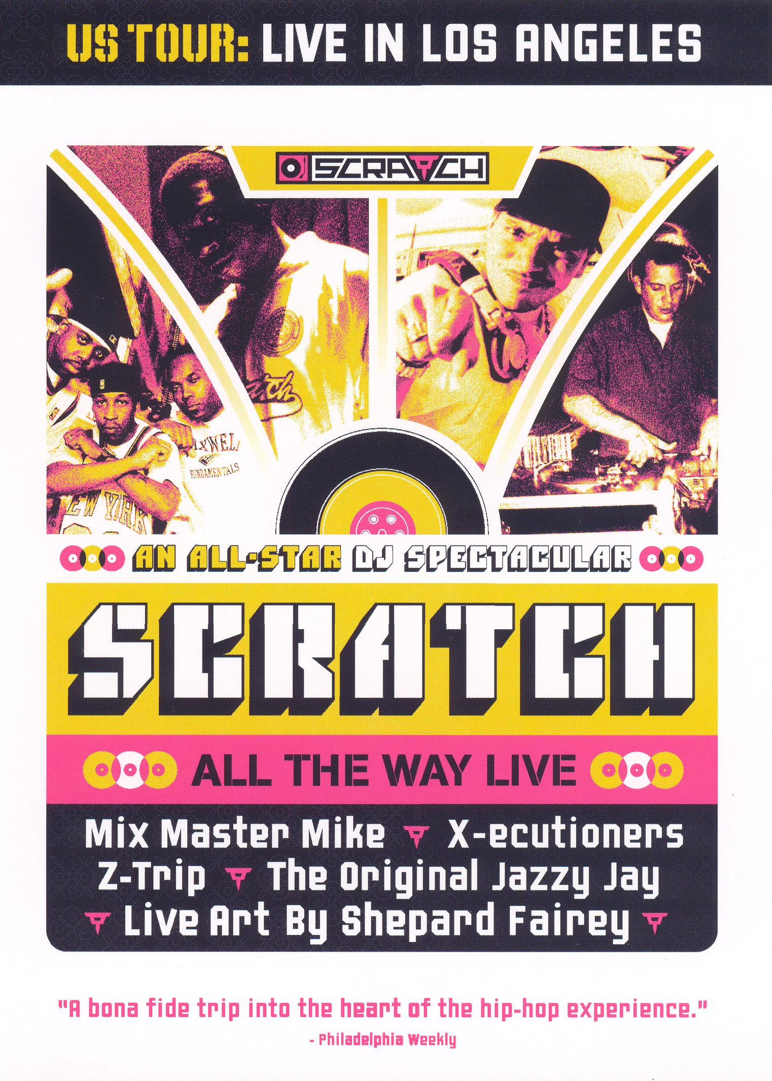 Scratch: All the Way Live