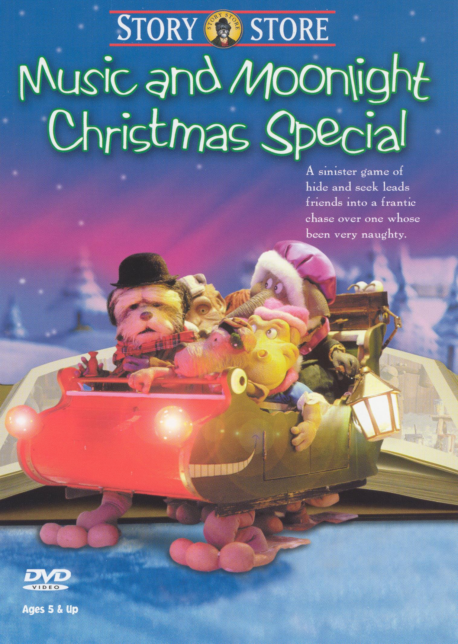 Story Store: Music and Moonlight Christmas Special