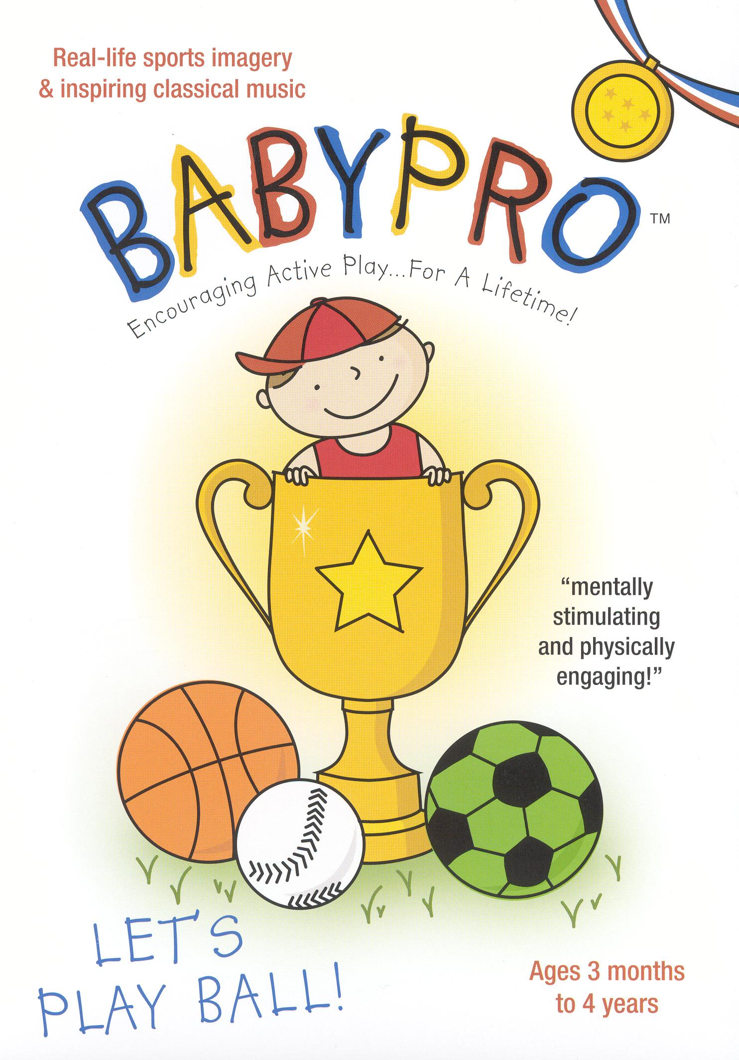 BabyPro: Let's Play Ball