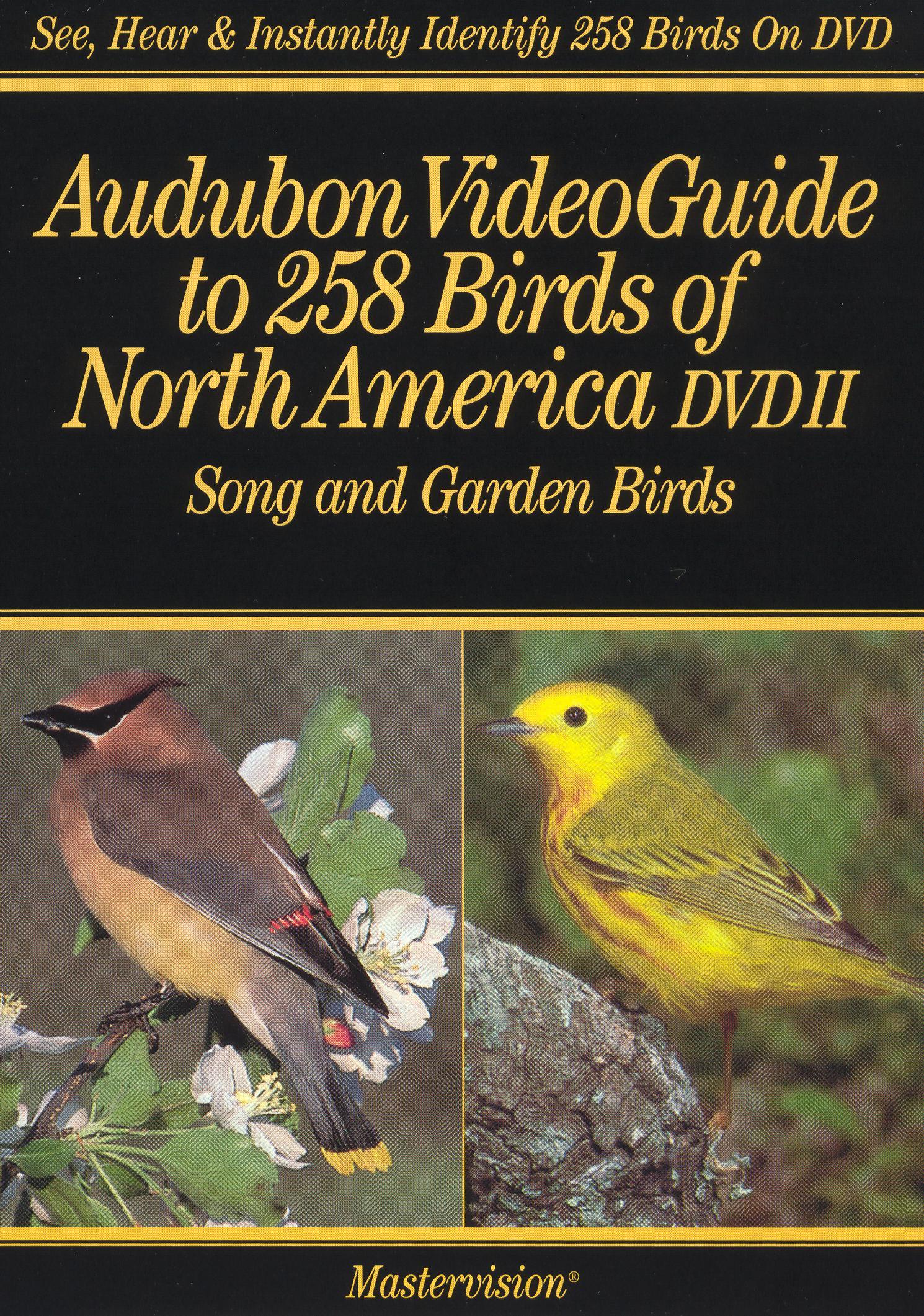 Audubon, Vol. 2: Video Guide to 258 Birds of North America