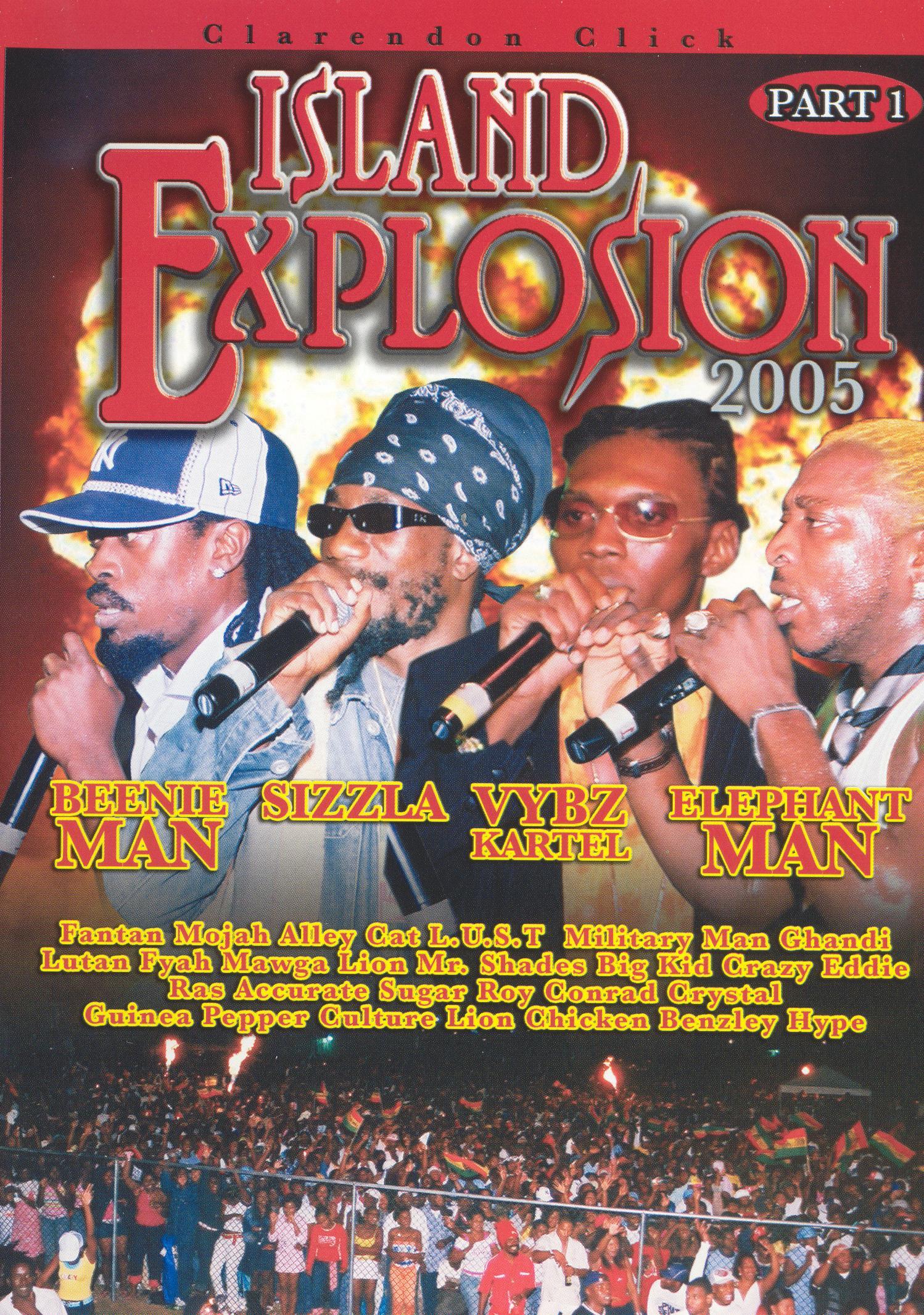Island Explosion 2005, Pt. 1