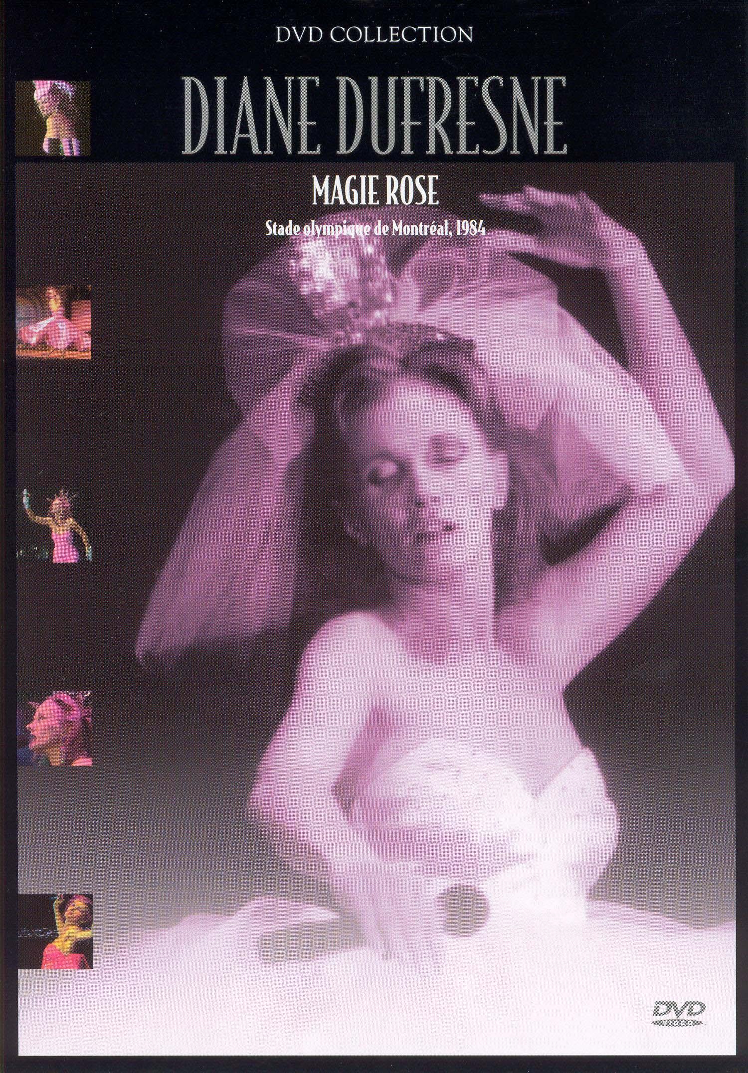 Diane Dufresne: Magie Rose