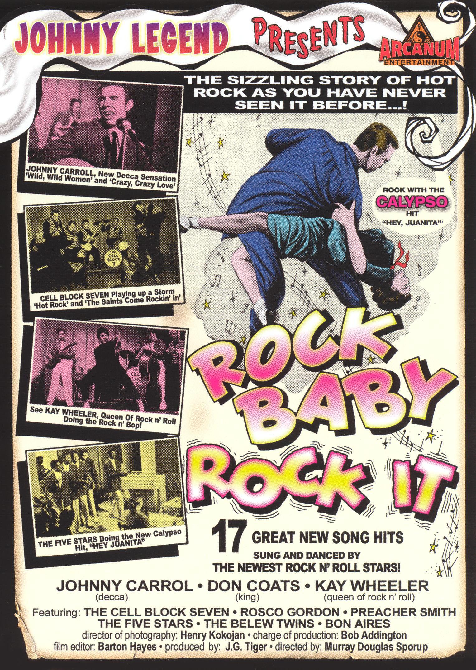 Rock, Baby, Rock It