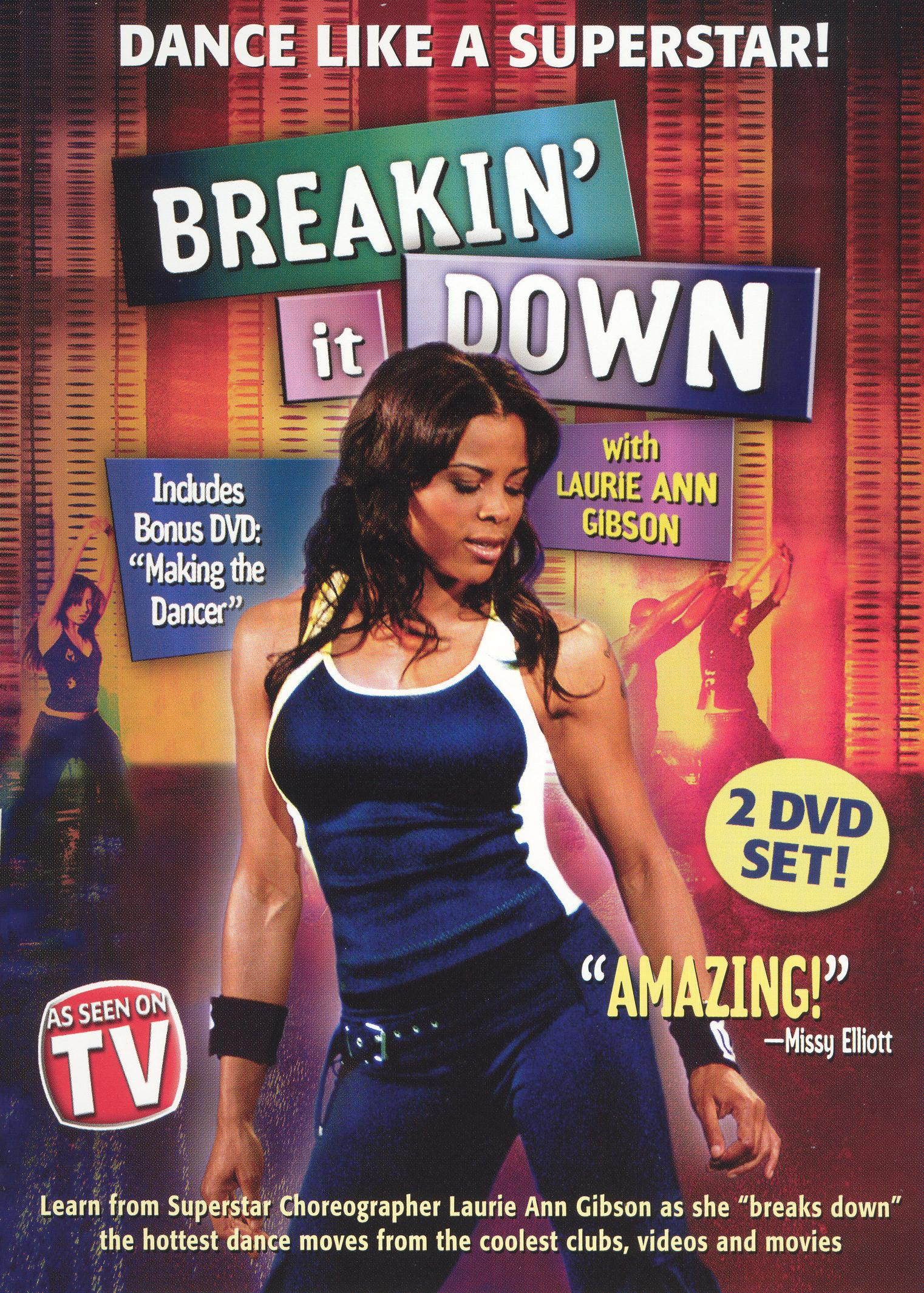 Breakin' It Down With Laurie Ann Gibson
